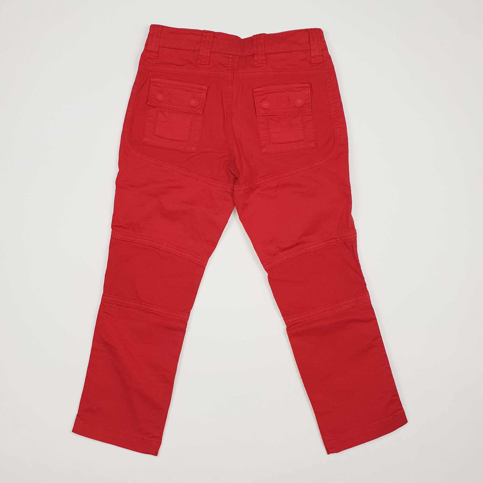 Pantalone anti-g - Rosso