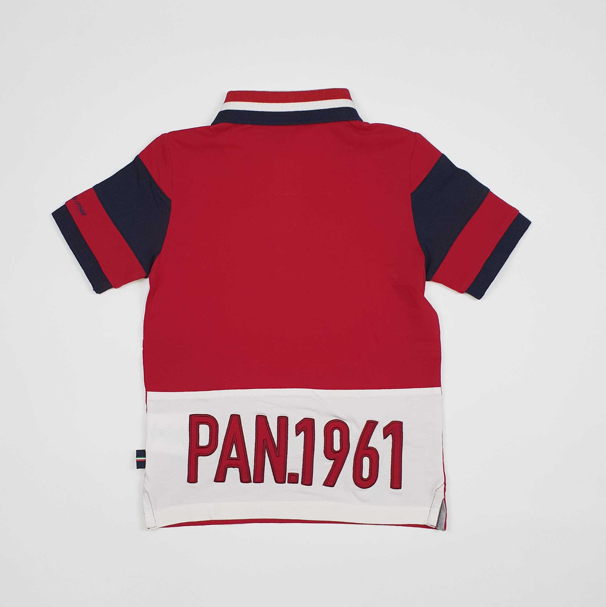 Polo PAN 1961- Rosso