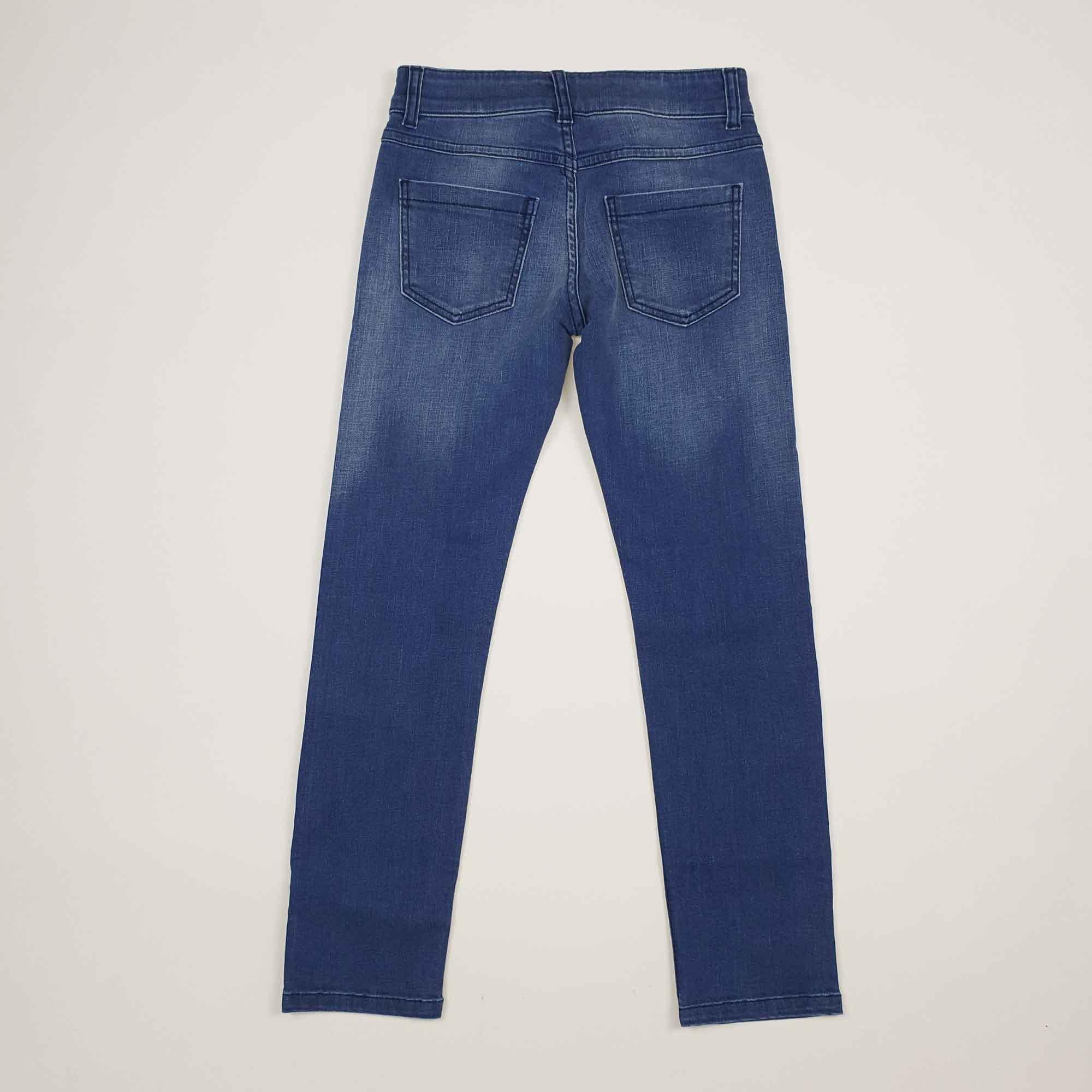 Jeans logo grande - Denim