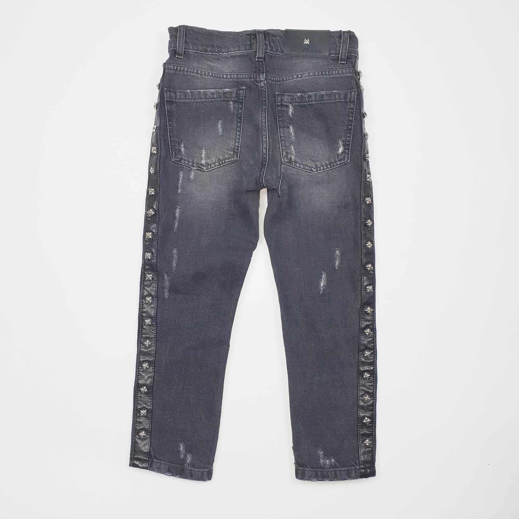 Jeans salem - Denim nero