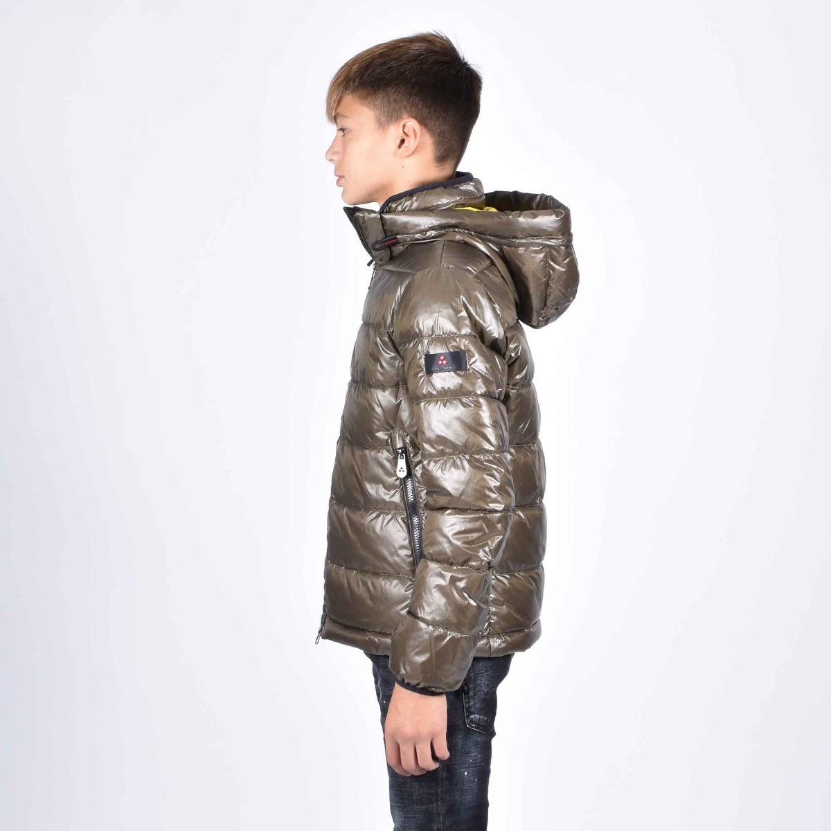 Giubbino boggs cy 01 kid- Verde militare