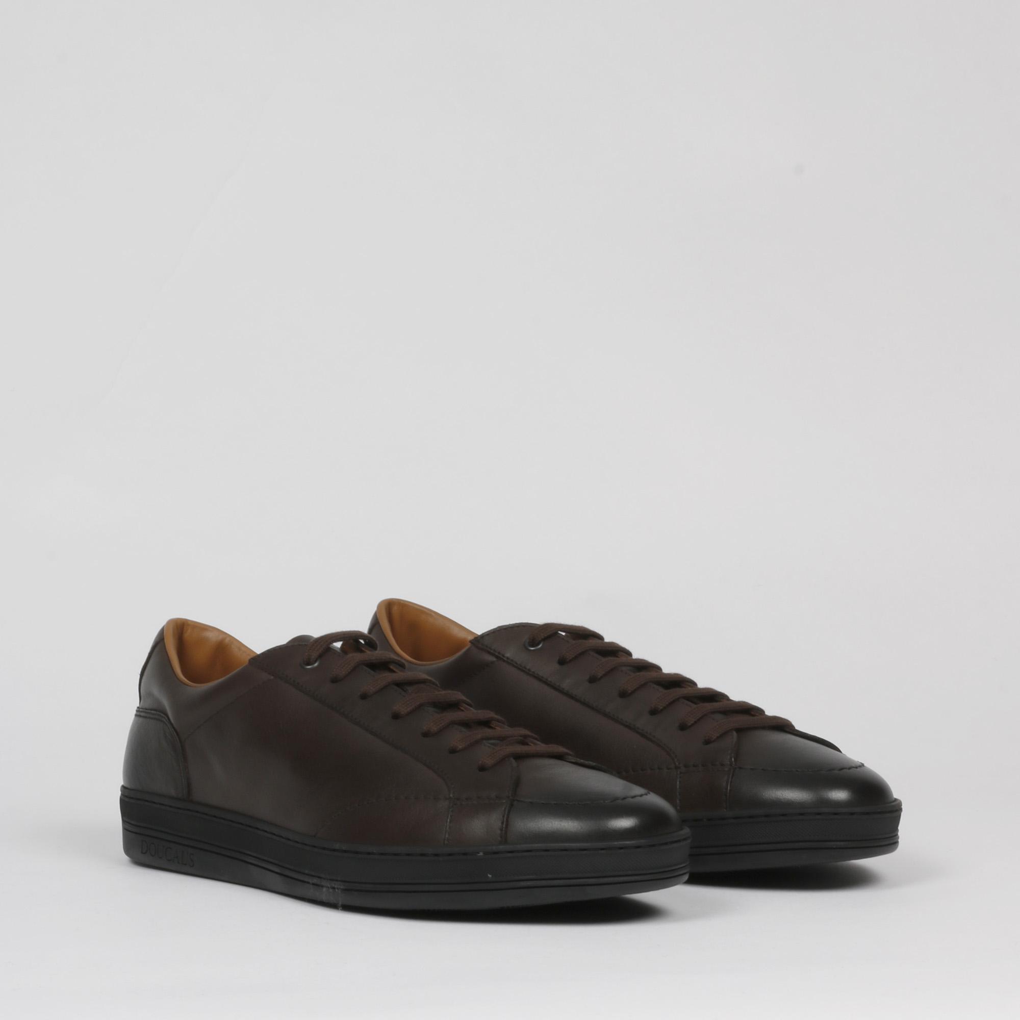 Sneakers in pelle - Moro