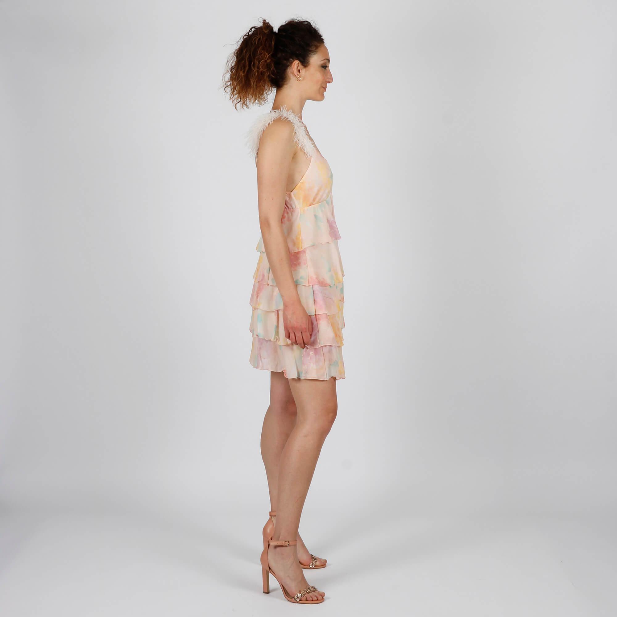 Mini abito telma - Rosa