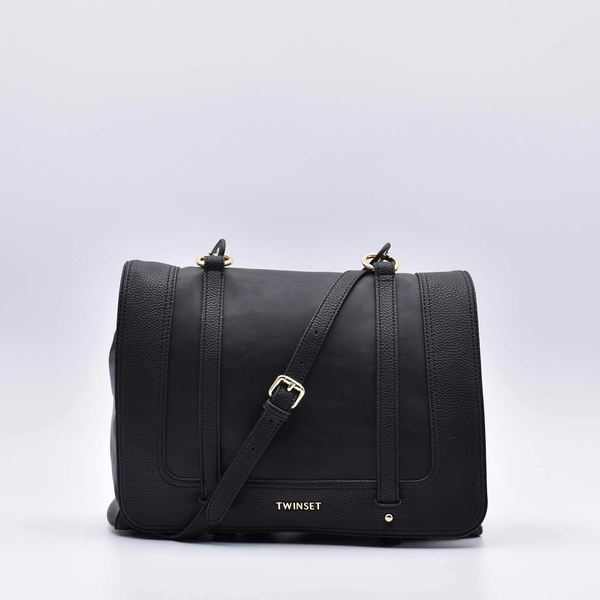 Bag con tracolla - Nero
