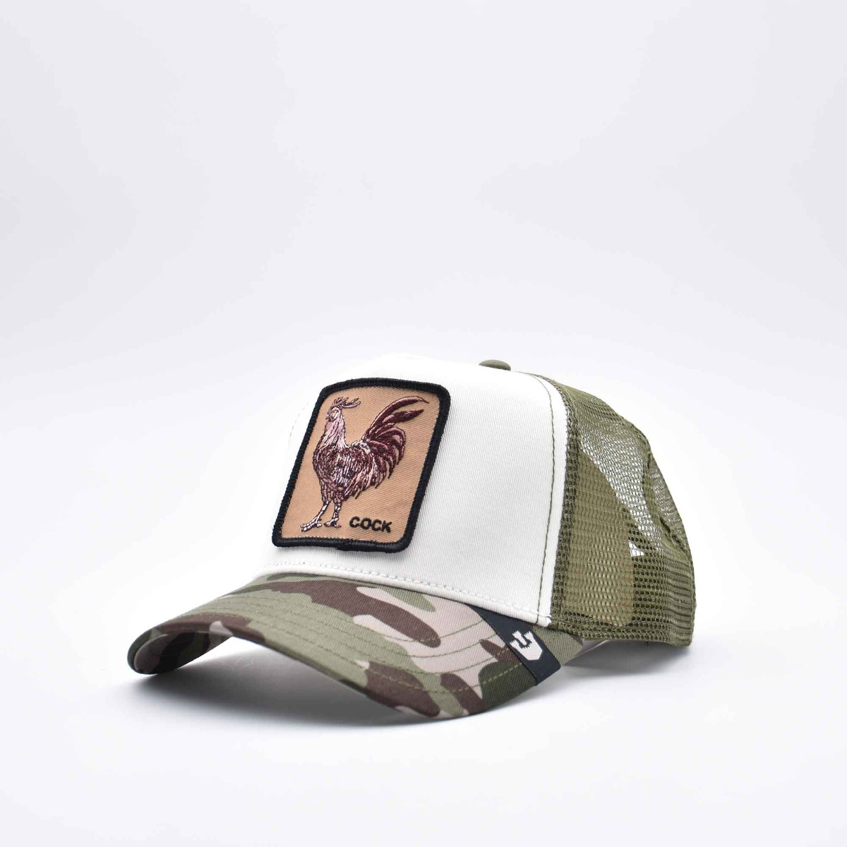 Baseball cock - Camouflage