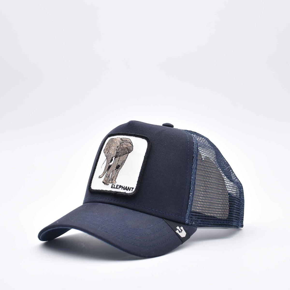 Baseball elephant- Blu navy