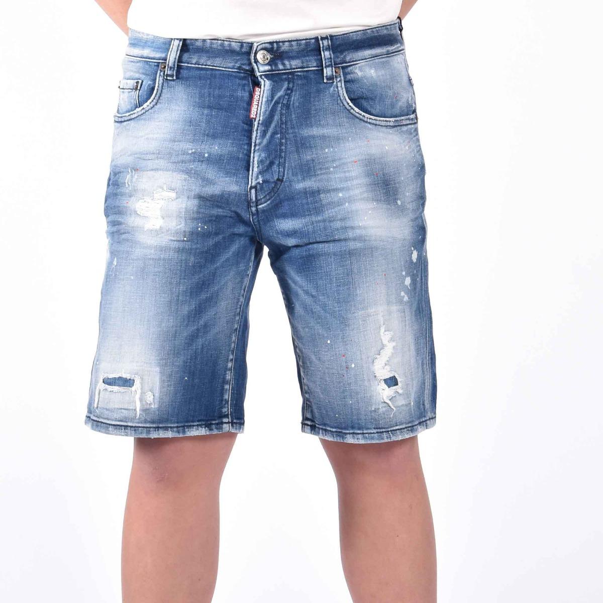 Bermuda in jeans - Denim