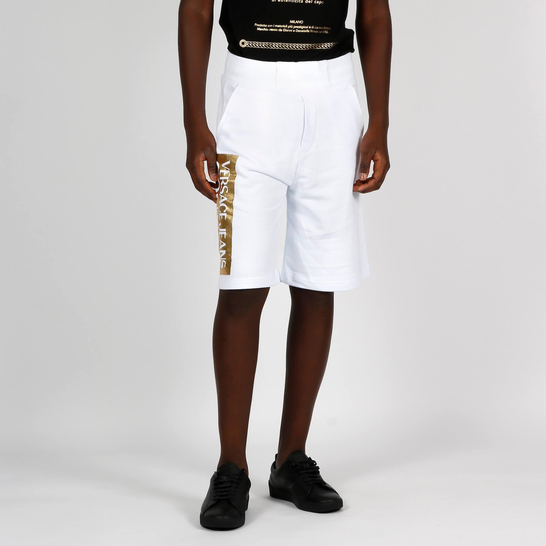 Bermuda logo oro - Bianco