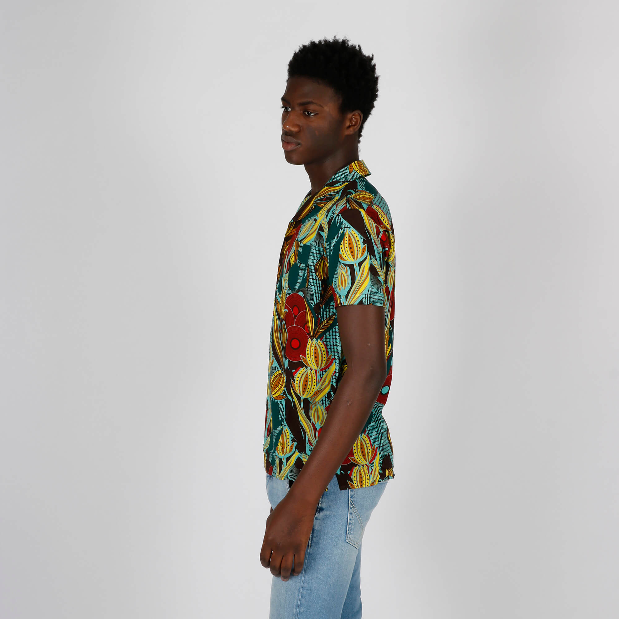 Camicia bowling  - Multicolor