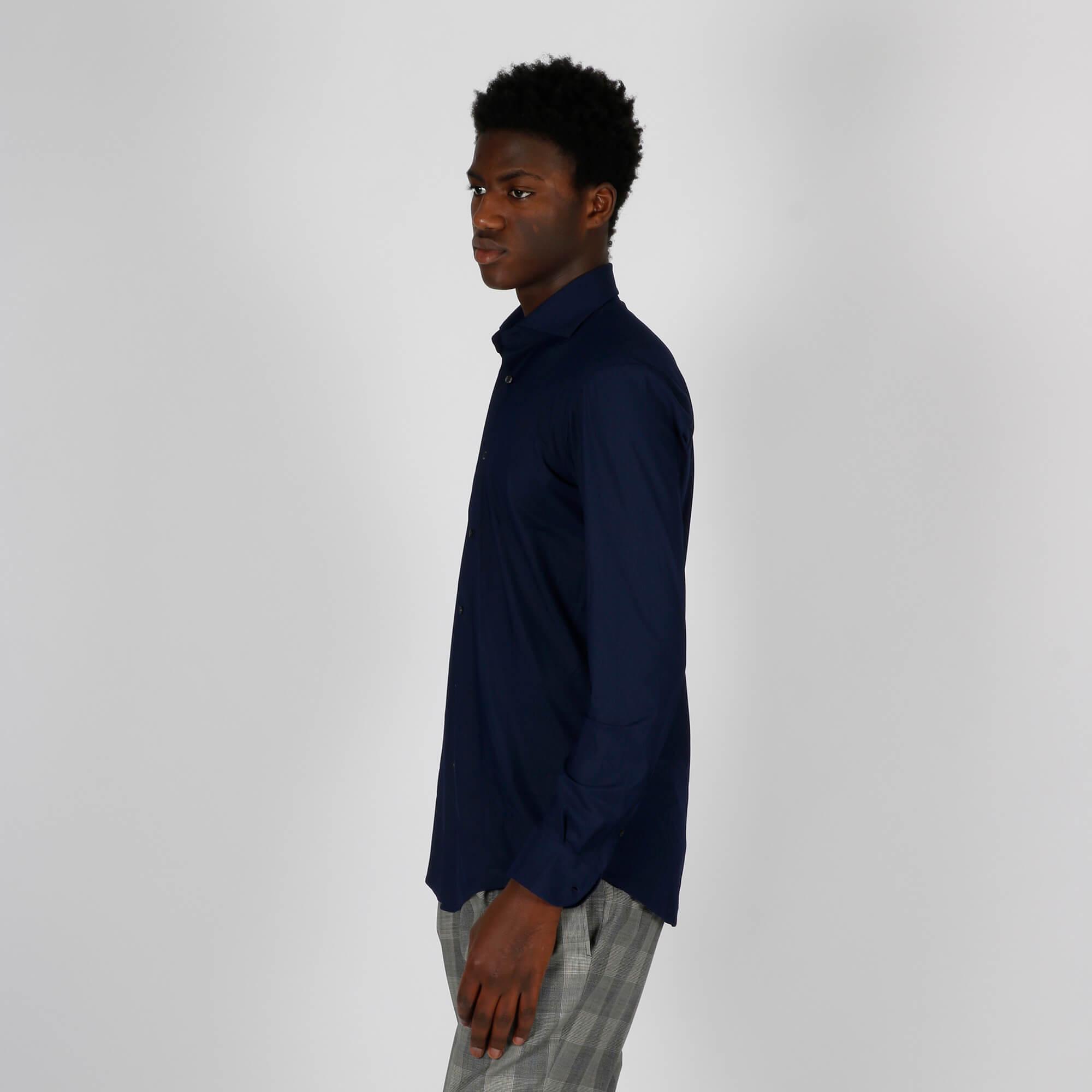 Camicia tecnica - Blu
