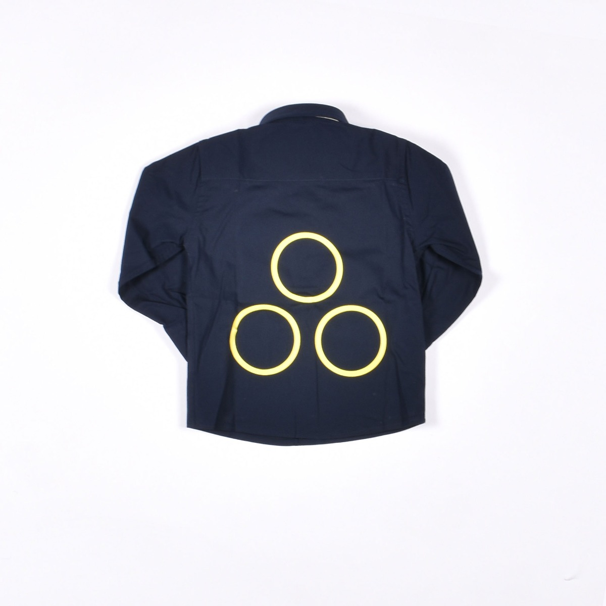 Camicia logo - Blu