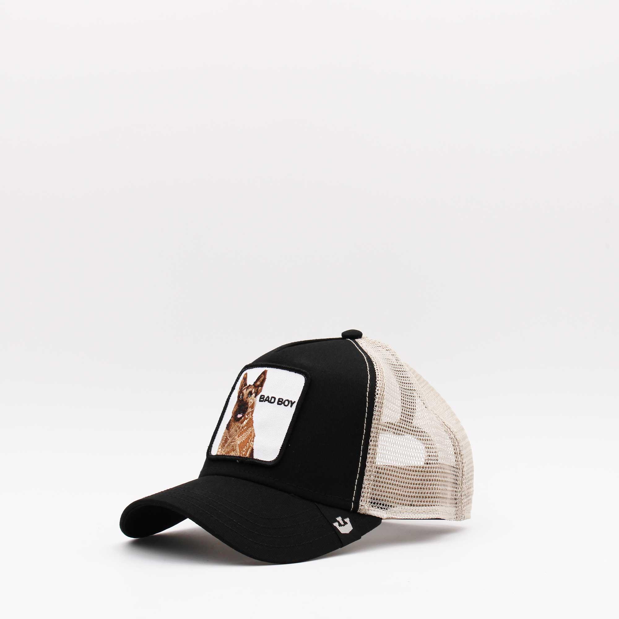 Cappello baseball bad boy - Nero