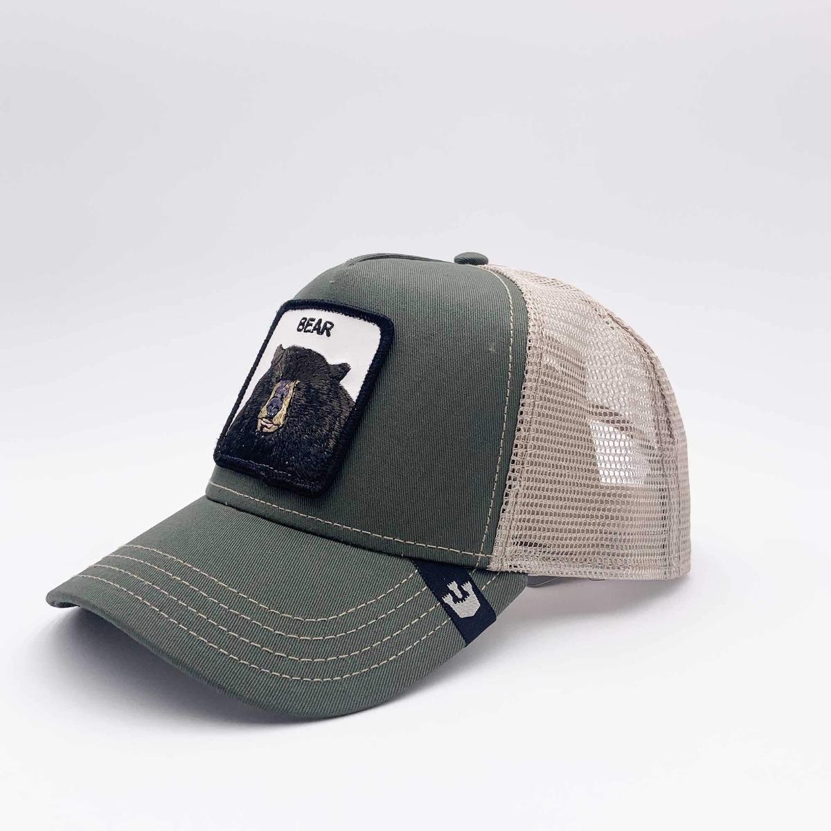 Baseball bear - Verde