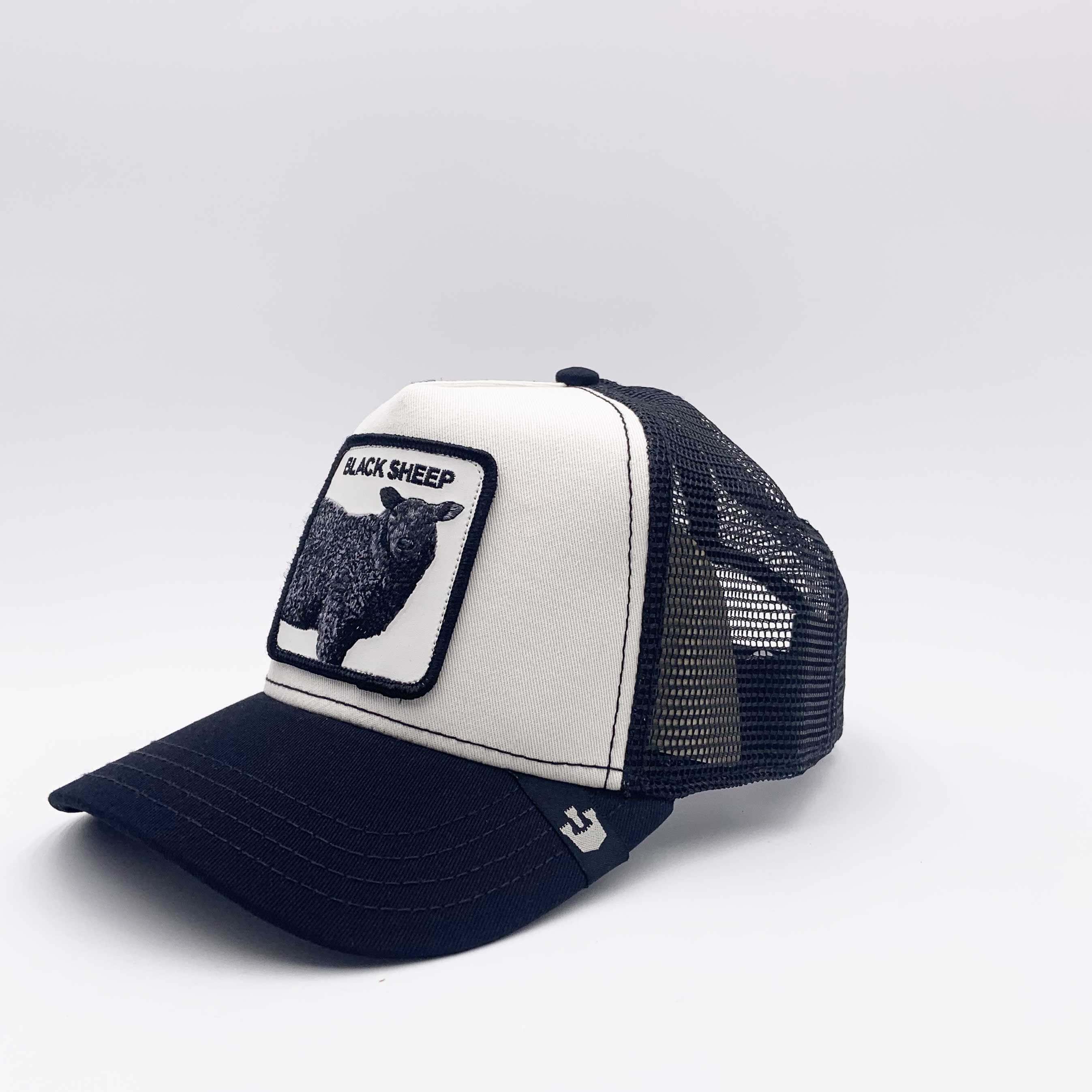 Cappello black sheep - Bianco