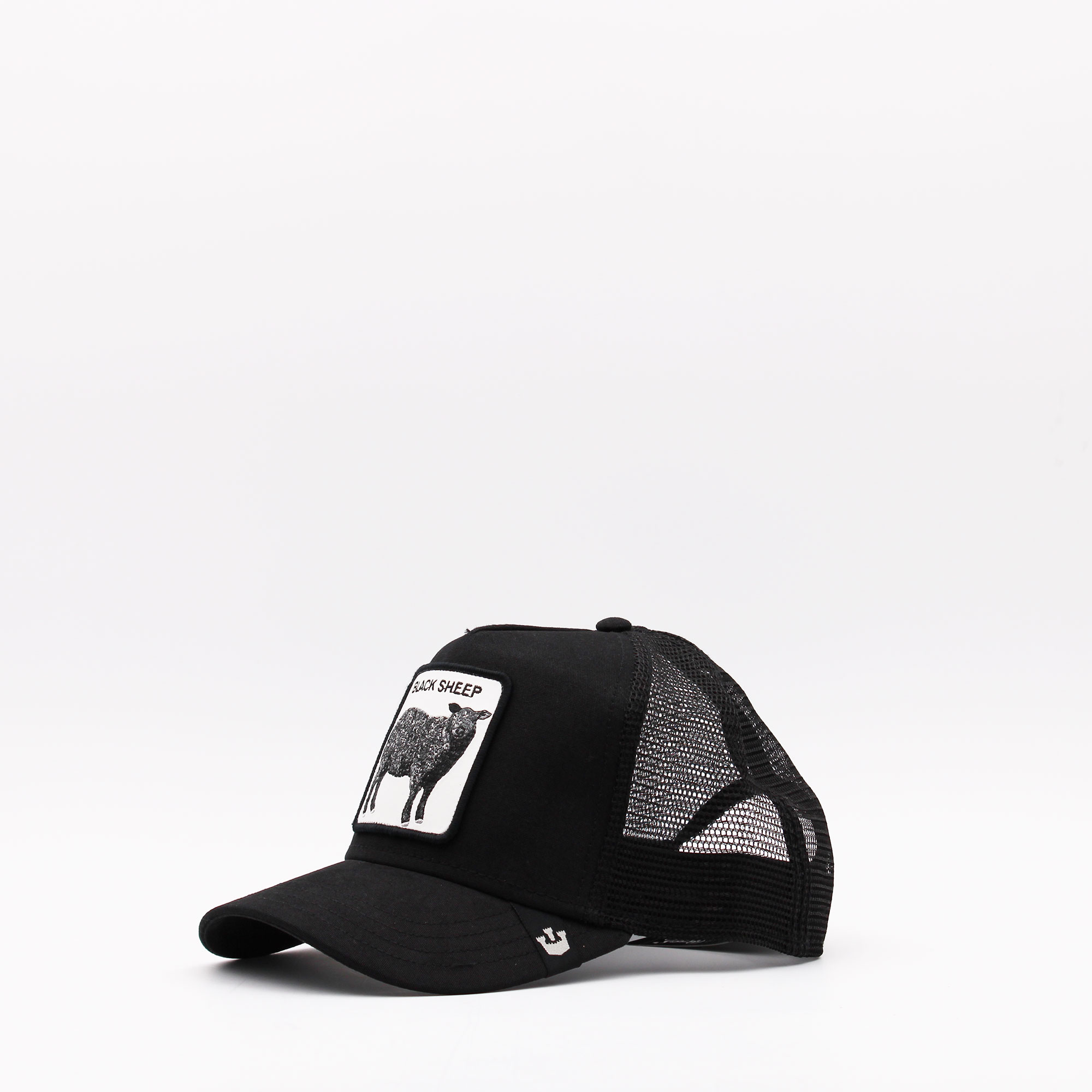 Cappello baseball black sheep - Nero