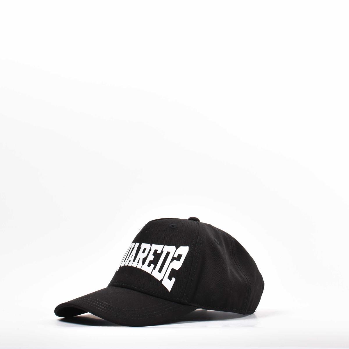 Cappello logo - Nero