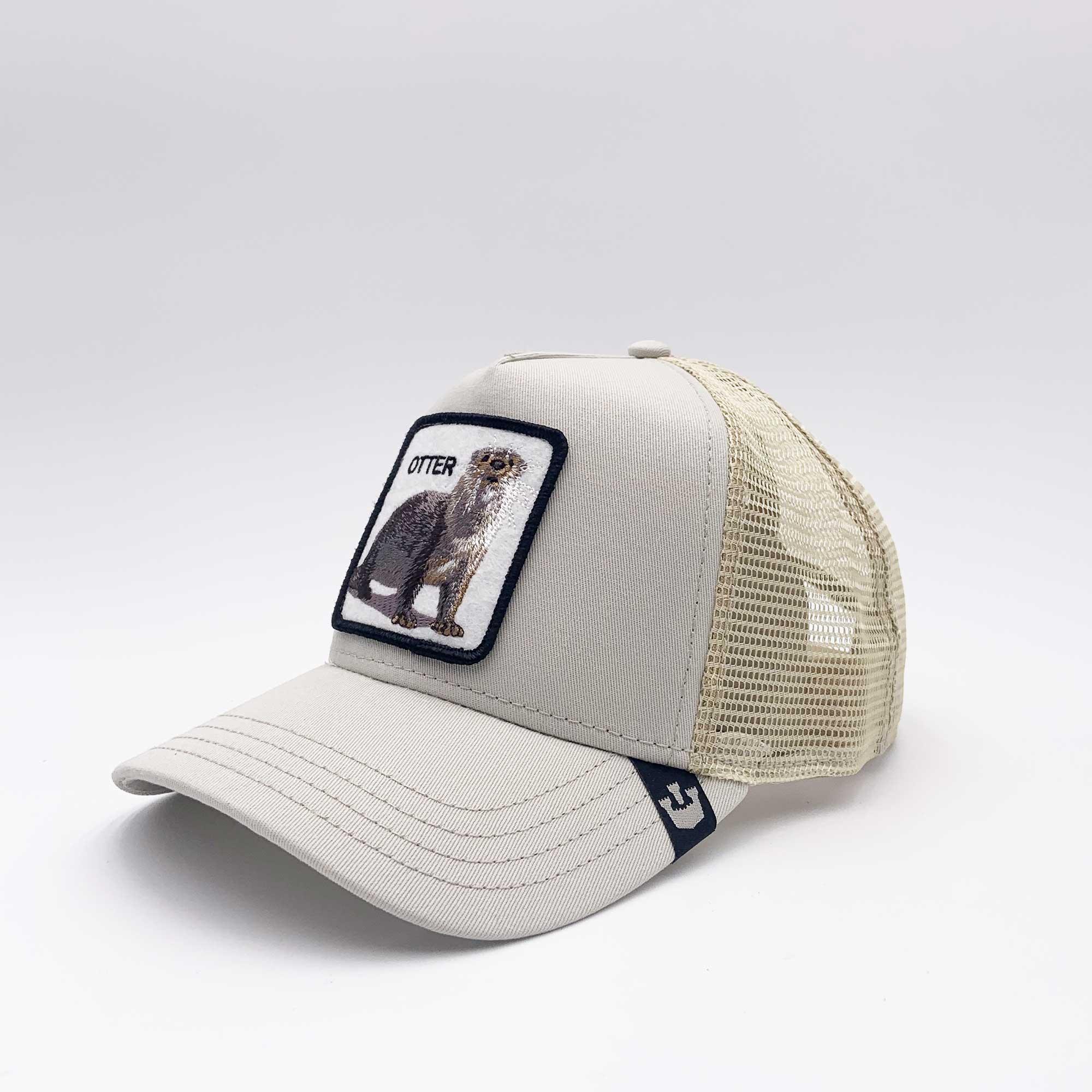 Cappello baseball otter - Bianco