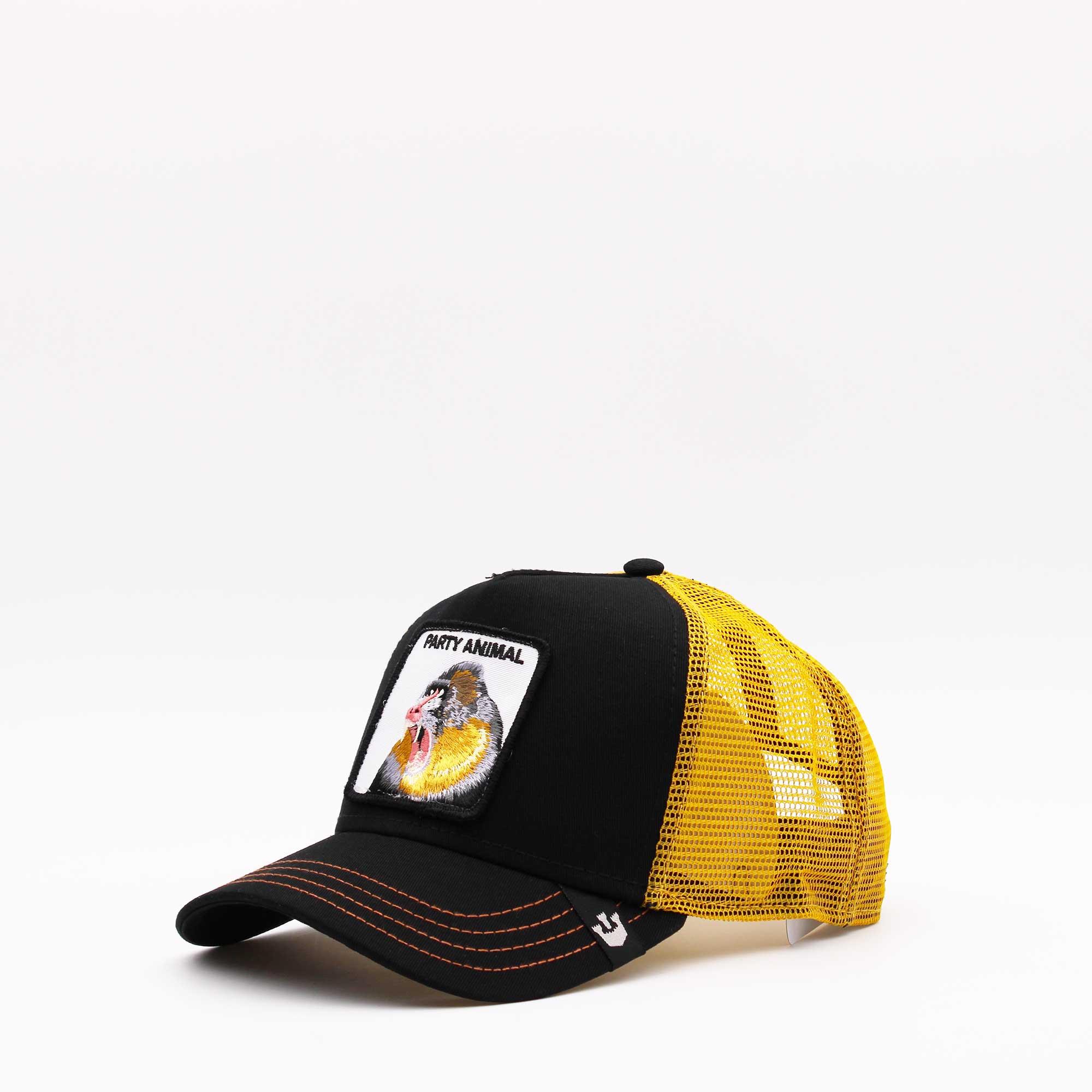 Cappello baseball party animal - Nero