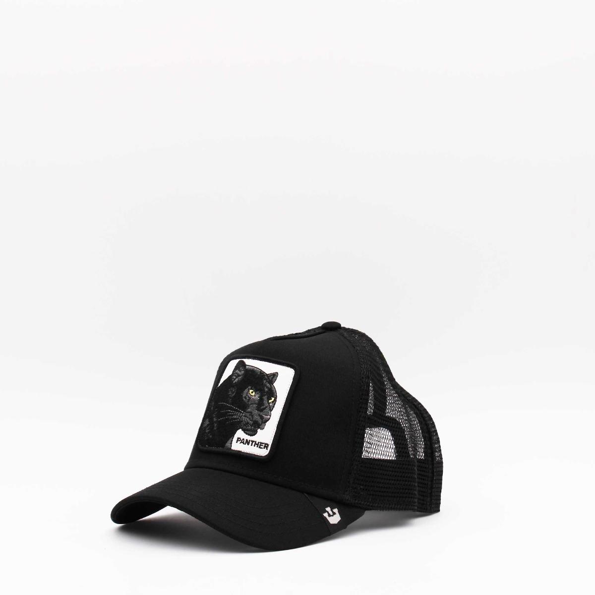 Baseball pantera - Nero