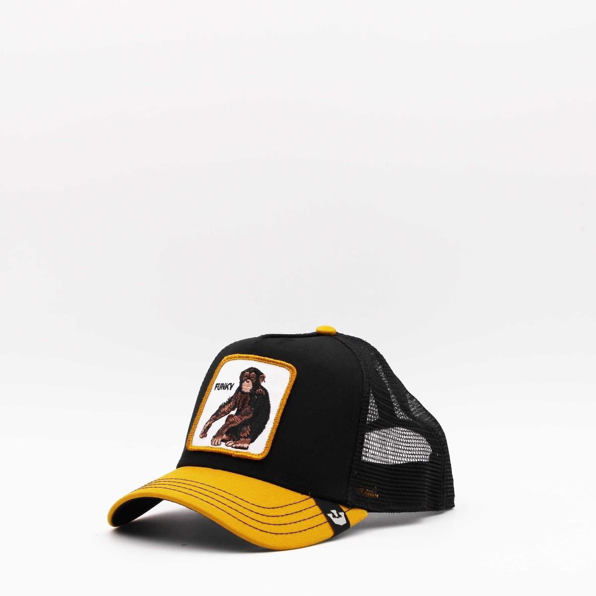Baseball funky - Nero/giallo