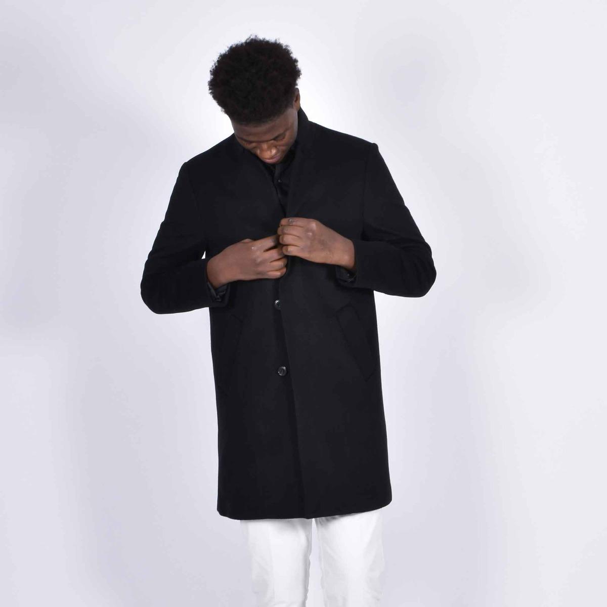 Cappotto coreano- Nero