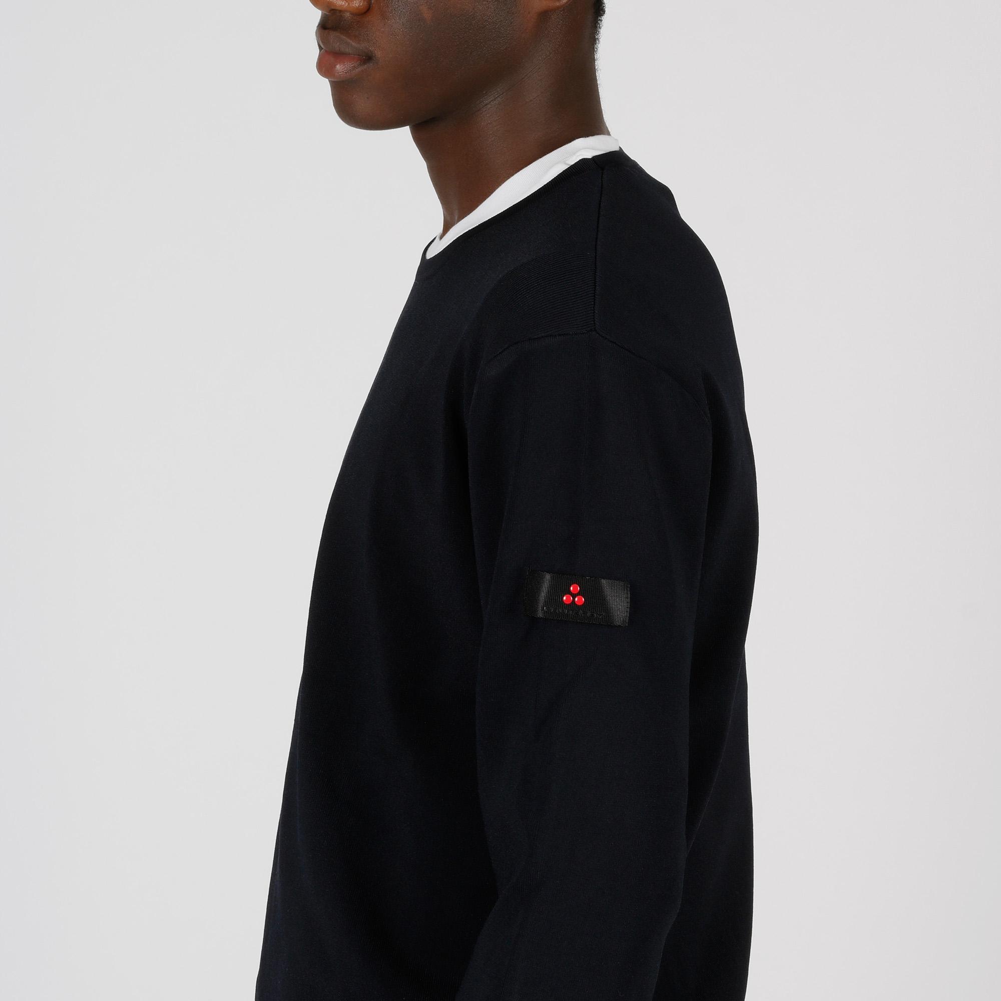 Maglia tricot - Blu scuro