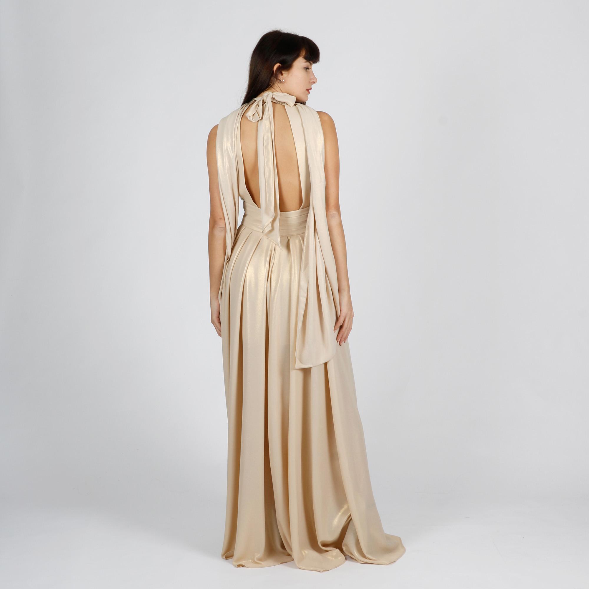 Tuta gold evanascente - Oro