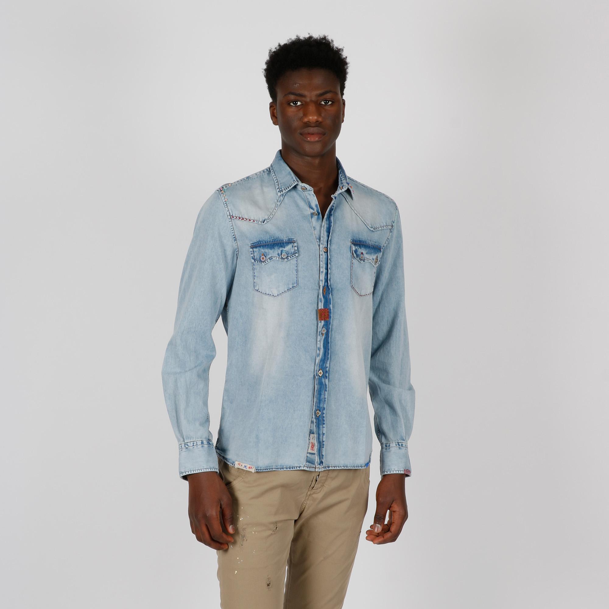 Camicia tex - Denim