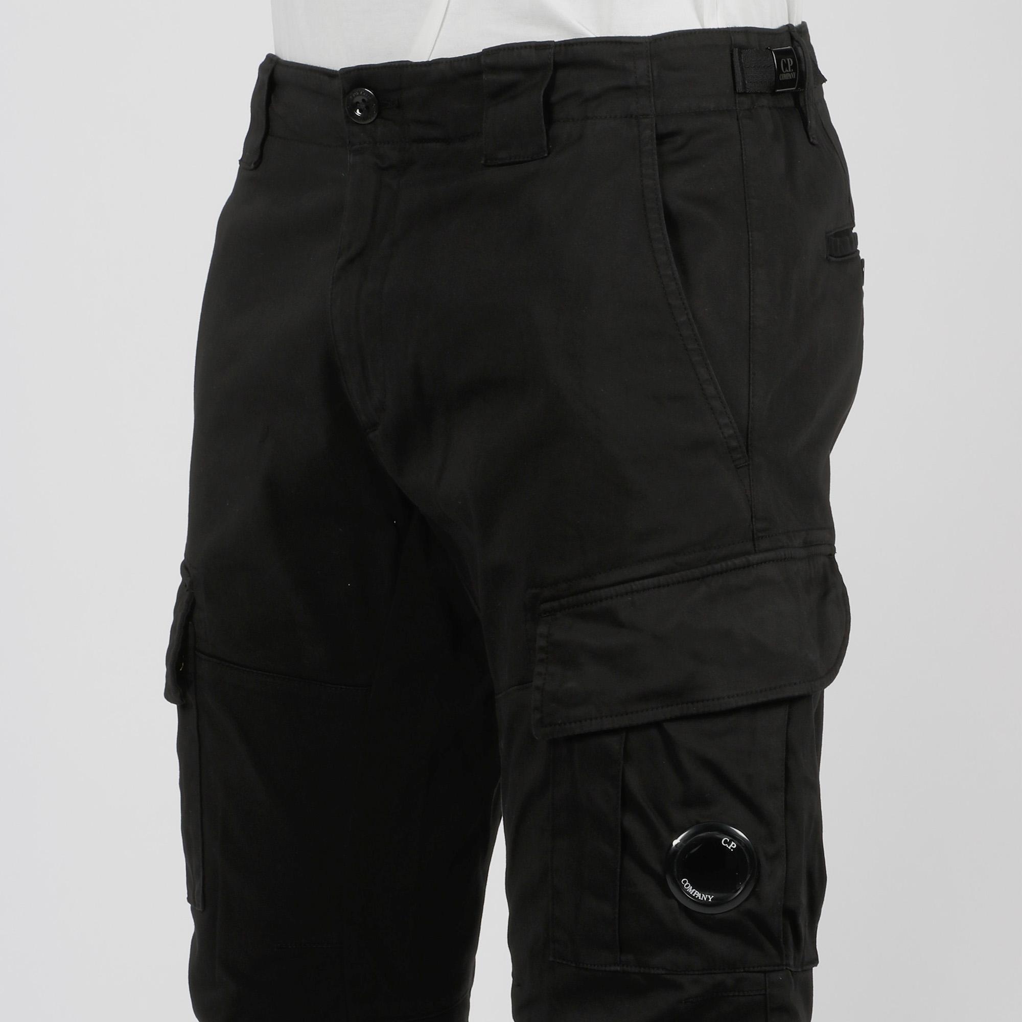 Pantalone cargo - Nero