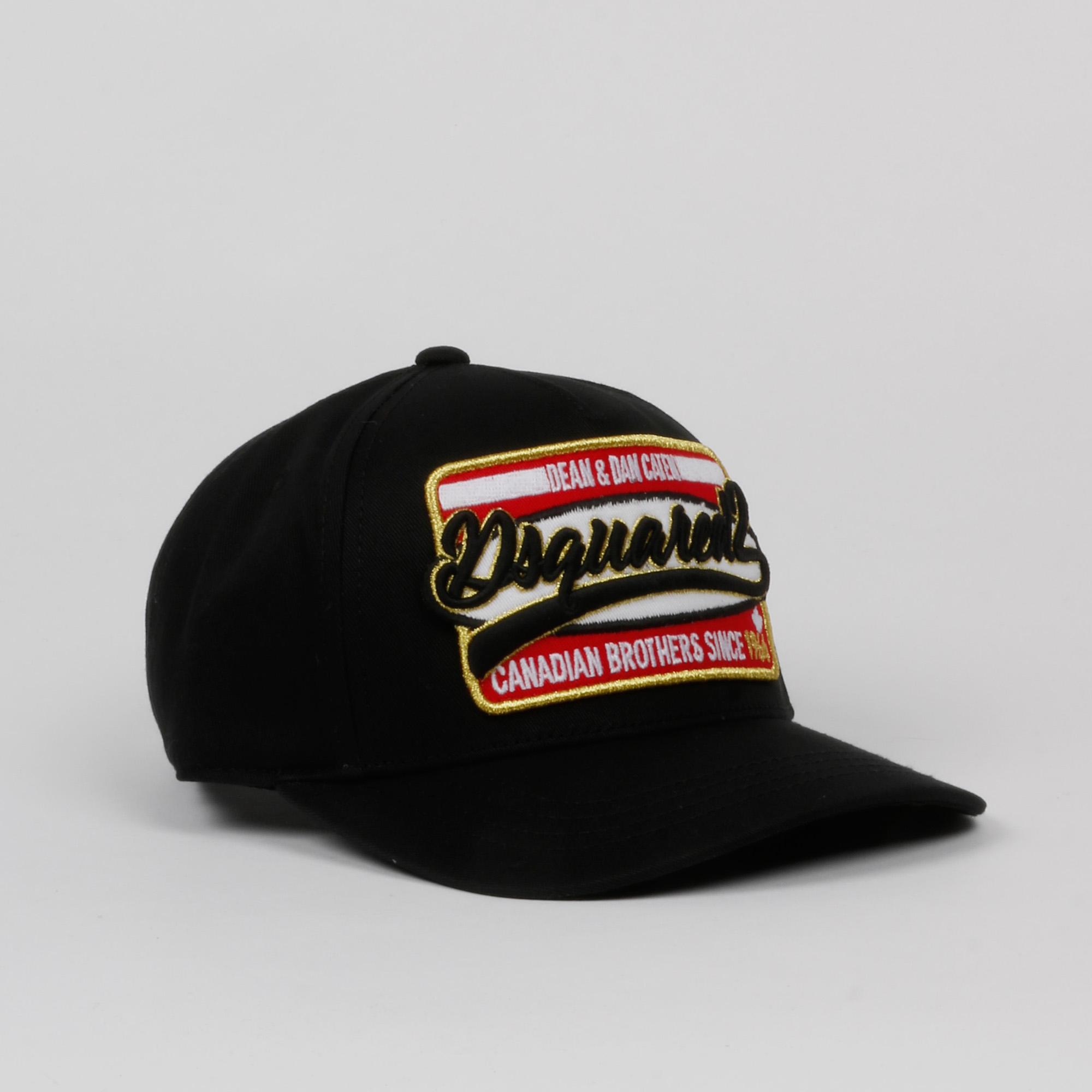 Cappello maxi logo - Nero