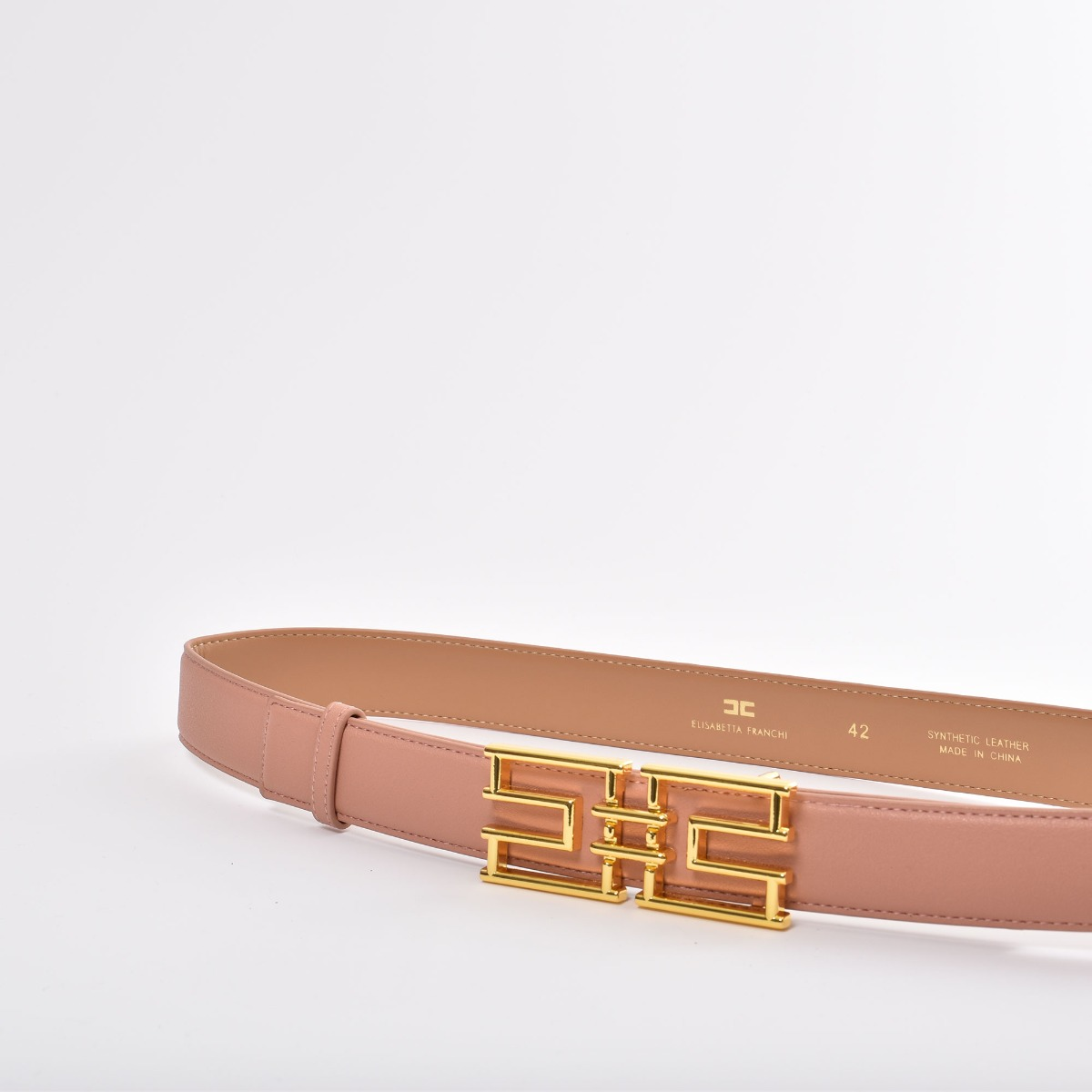 Cintura logo- Rose gold