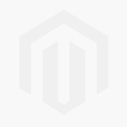 Sneakers in pelle traforata - Nero