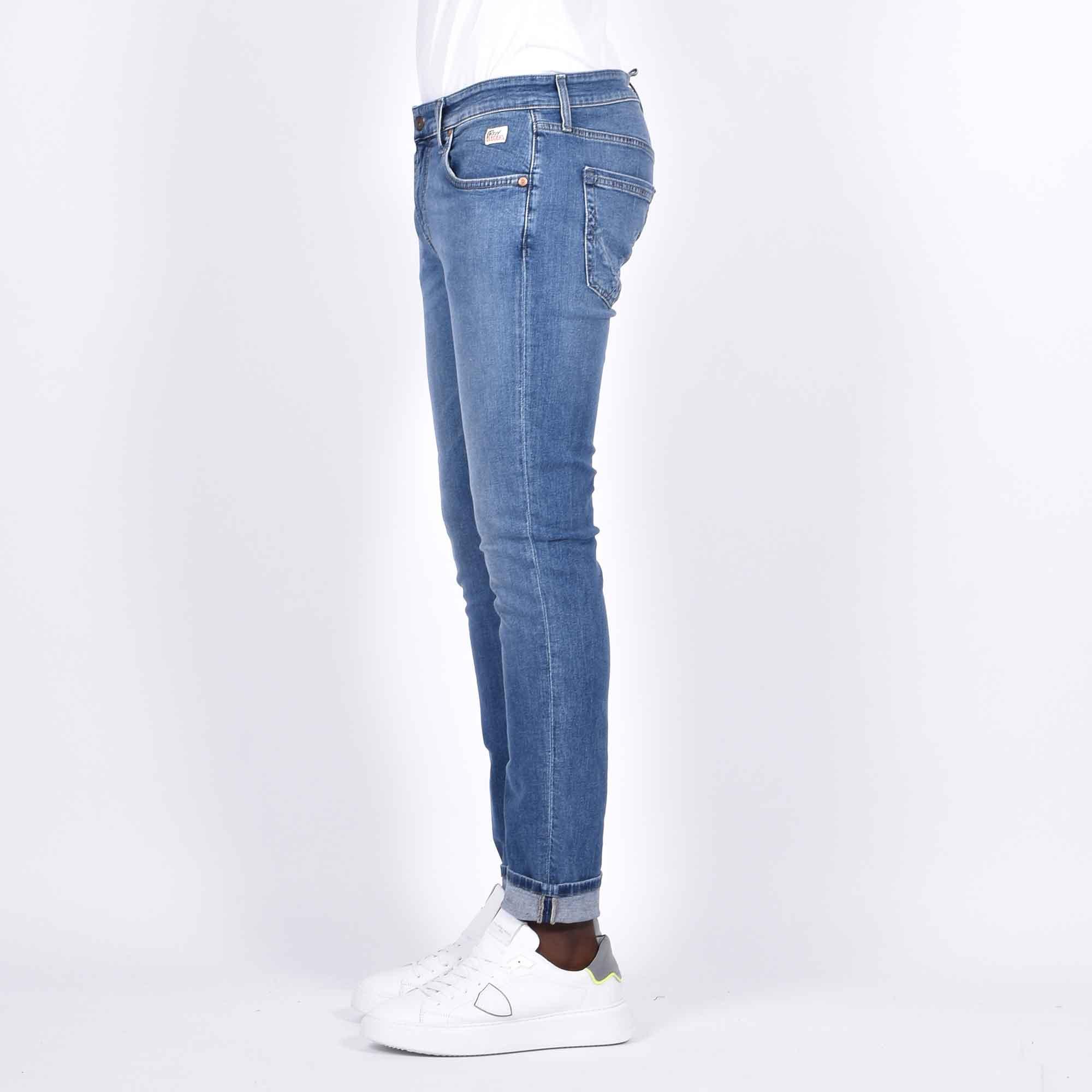Jeans 317 emmi- Denim chiaro