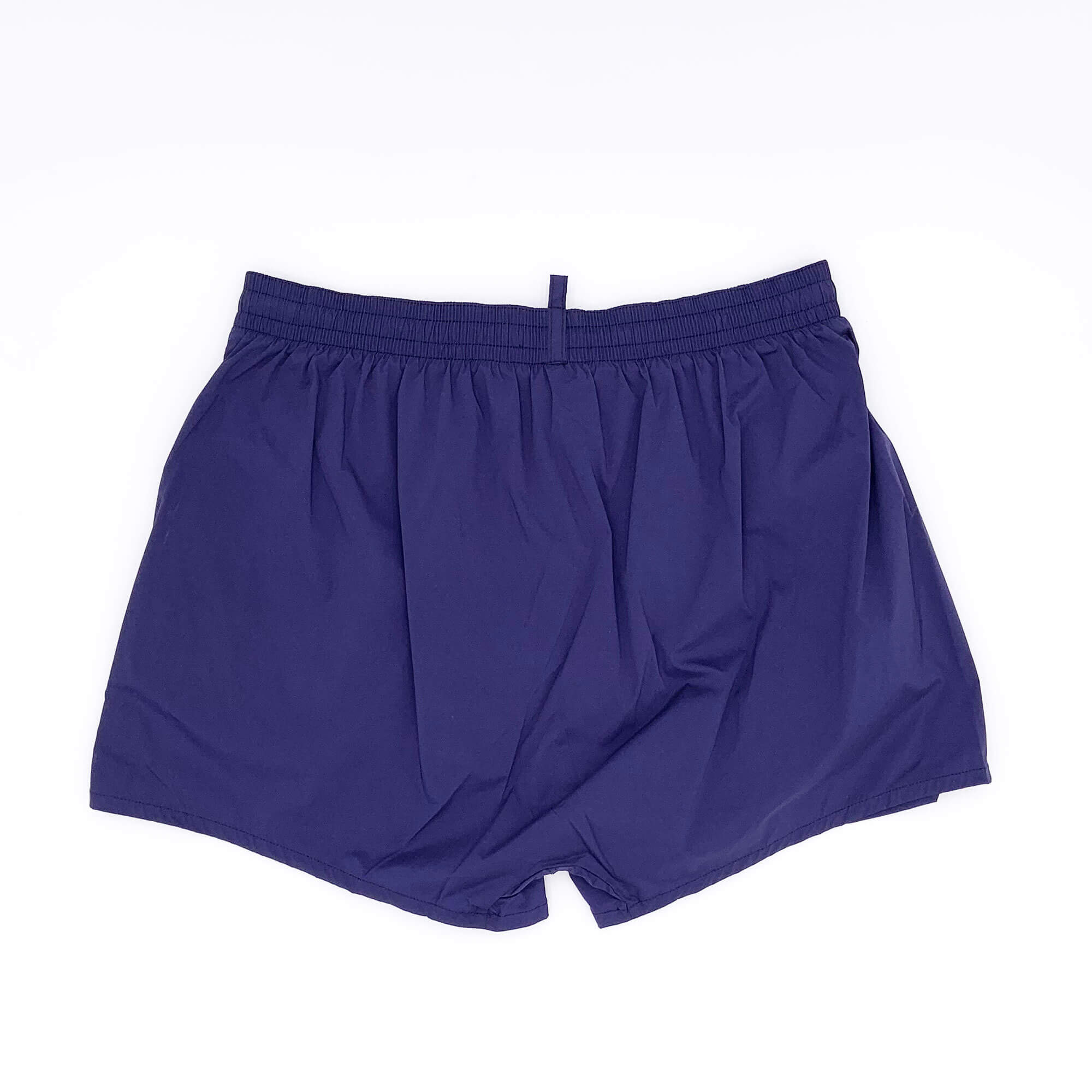 Costume boxer fascia logo - Blu