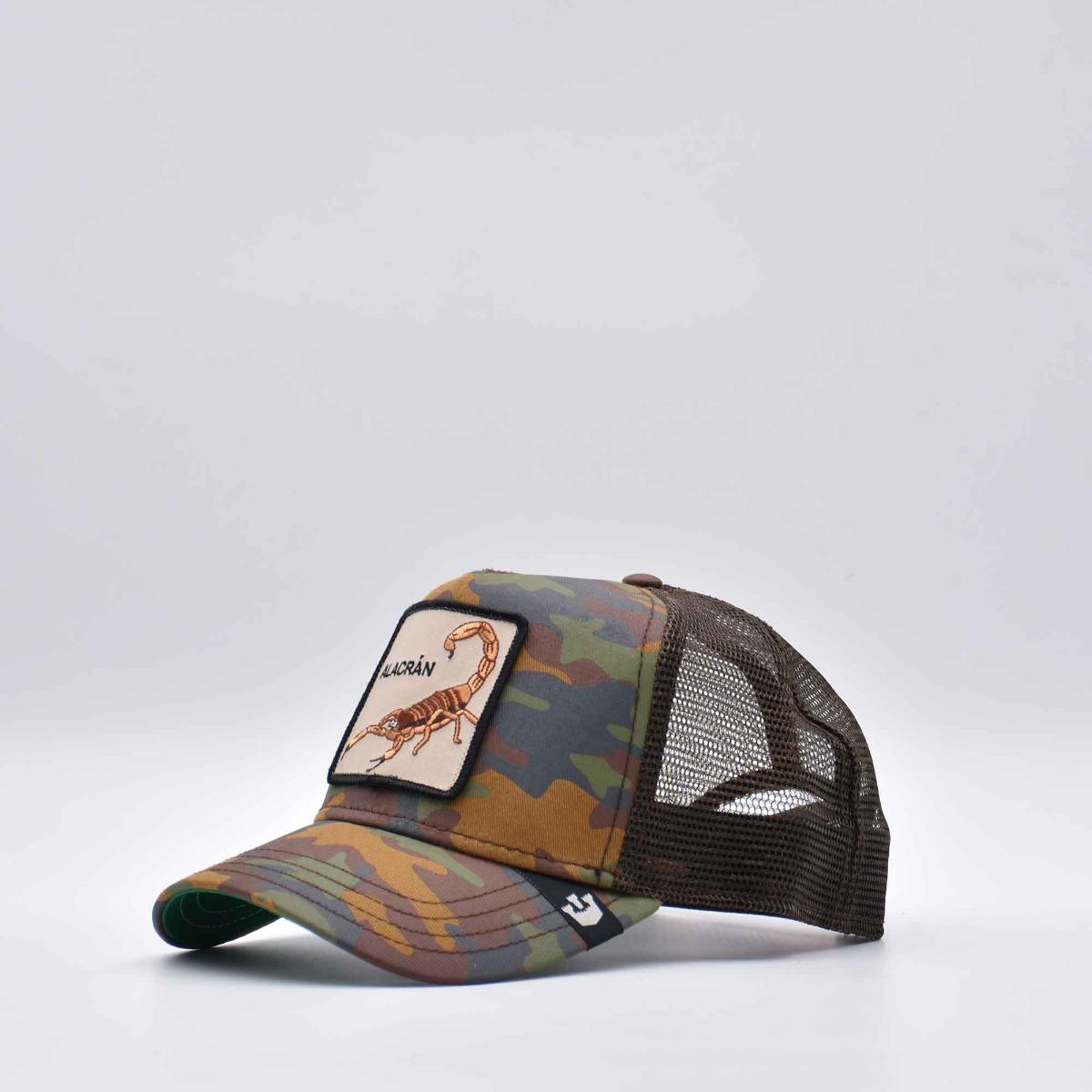 Cappello baseball alacran- Camouflage