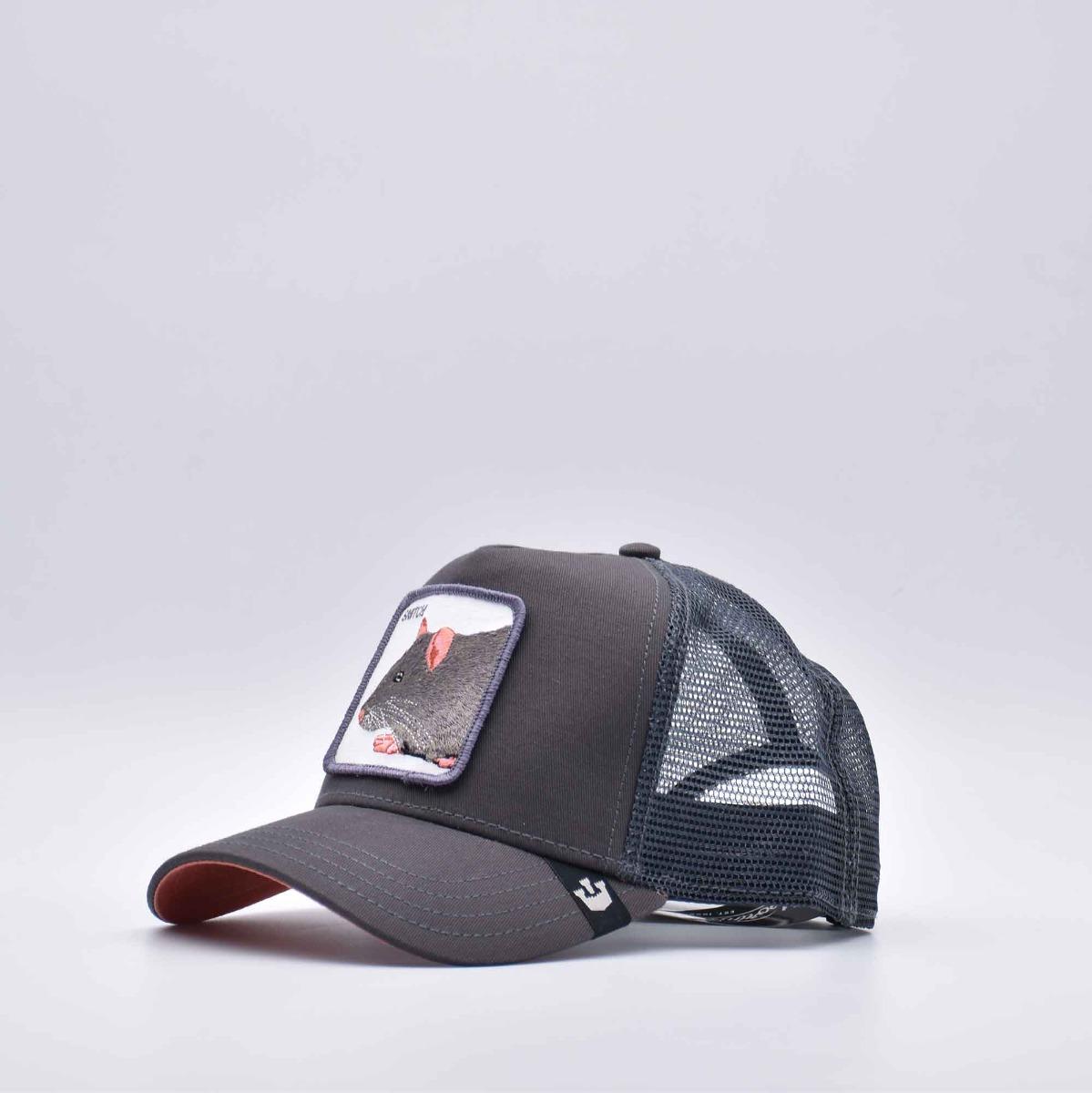 Cappello baseball snitch- Grigio