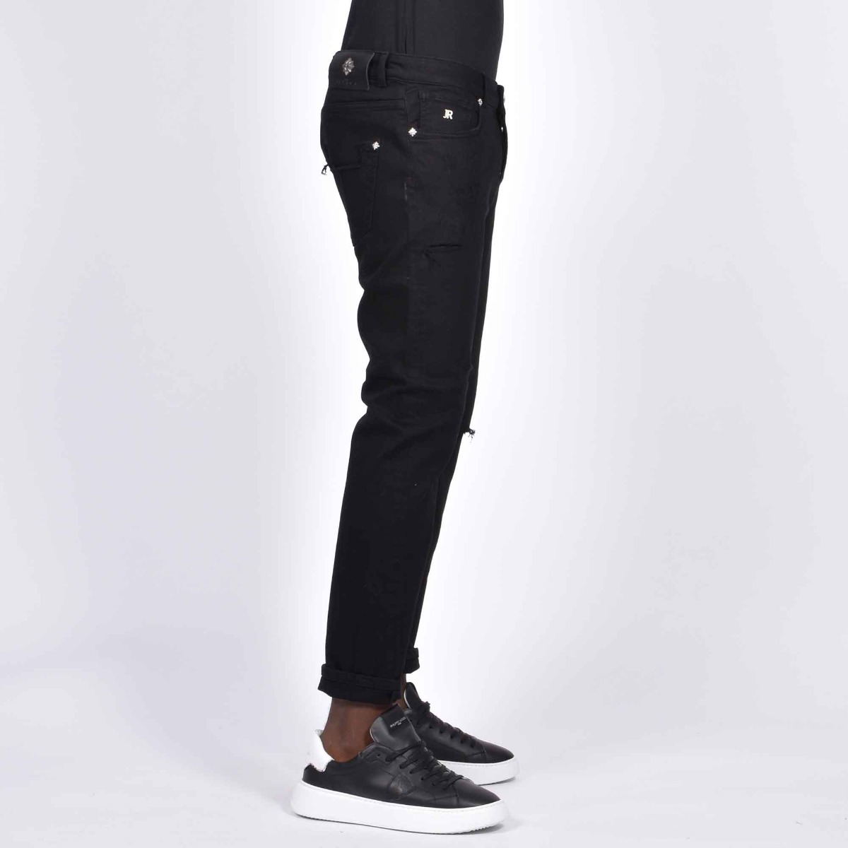 Jeans roraima- Nero