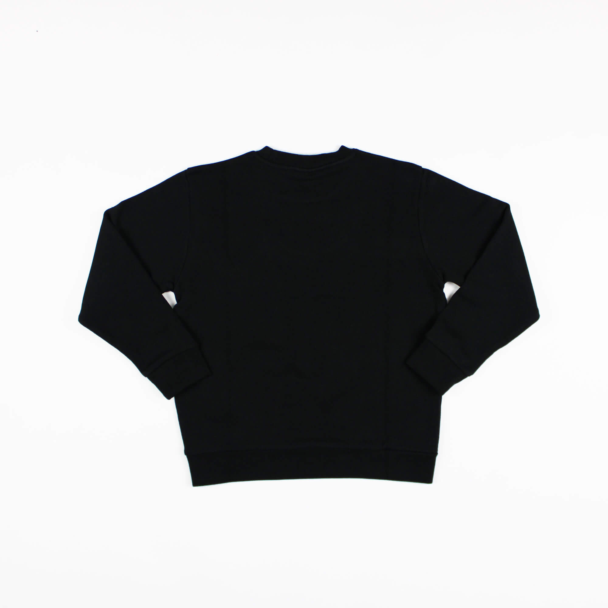 Sweatshirt leopard - Nero