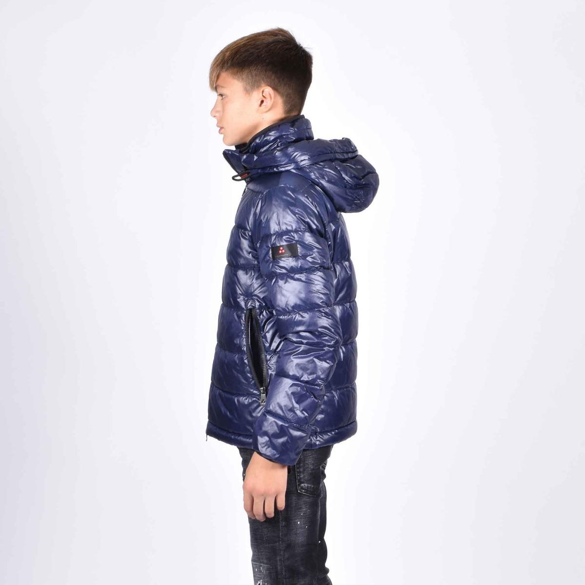 Giubbino boggs cy 01 kid- Blu