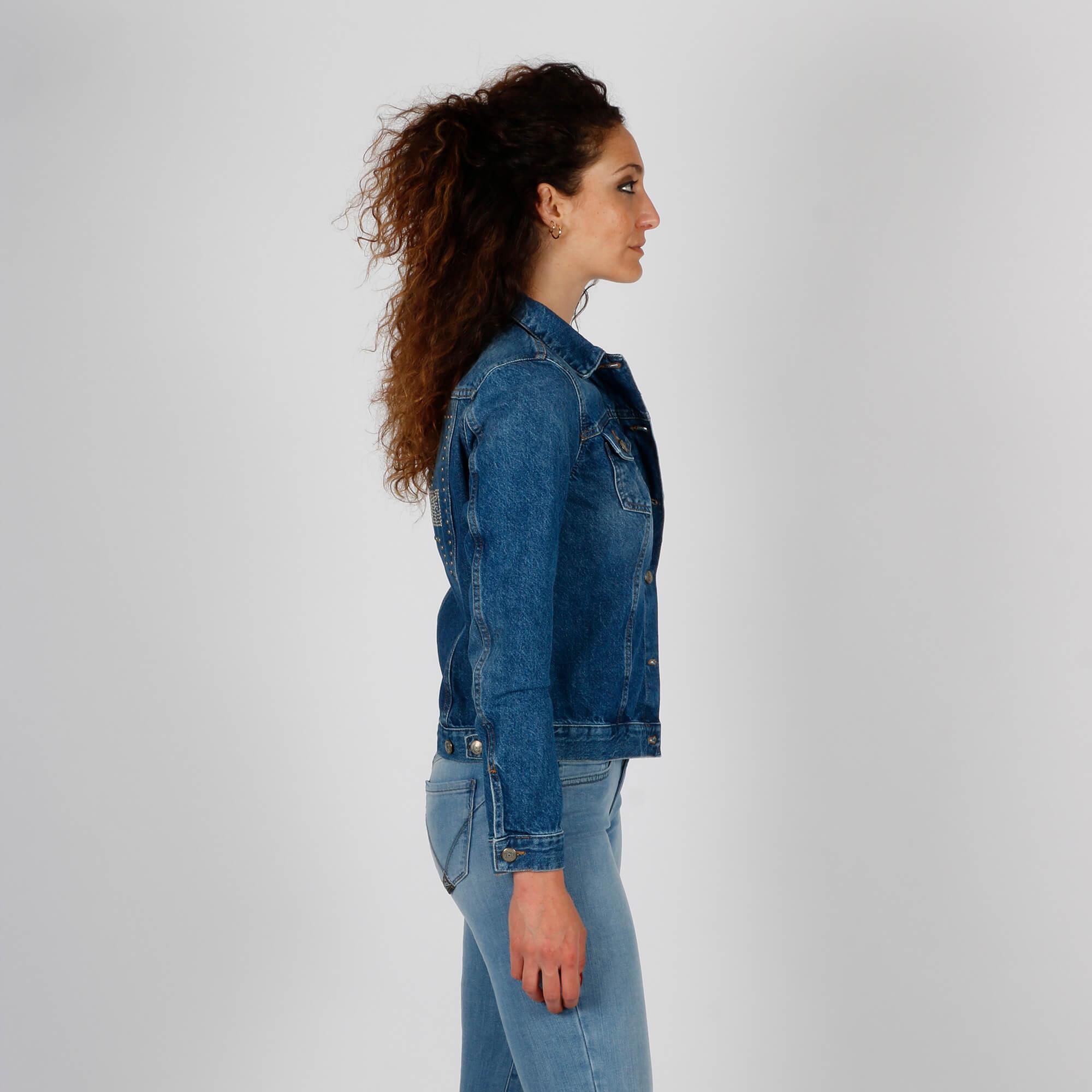 Giubbino jeans hope- Denim