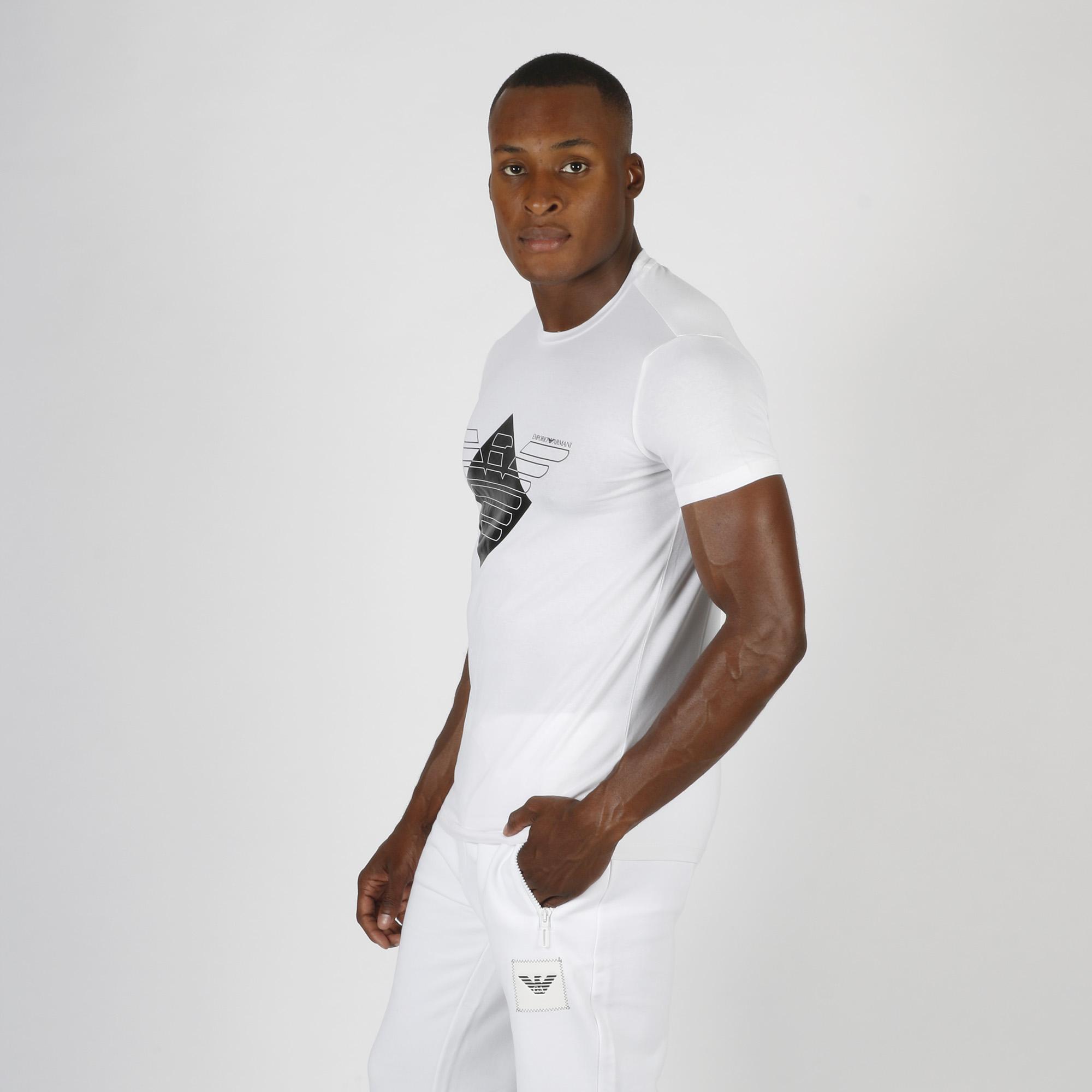 T-shirt st aquila - Bianco
