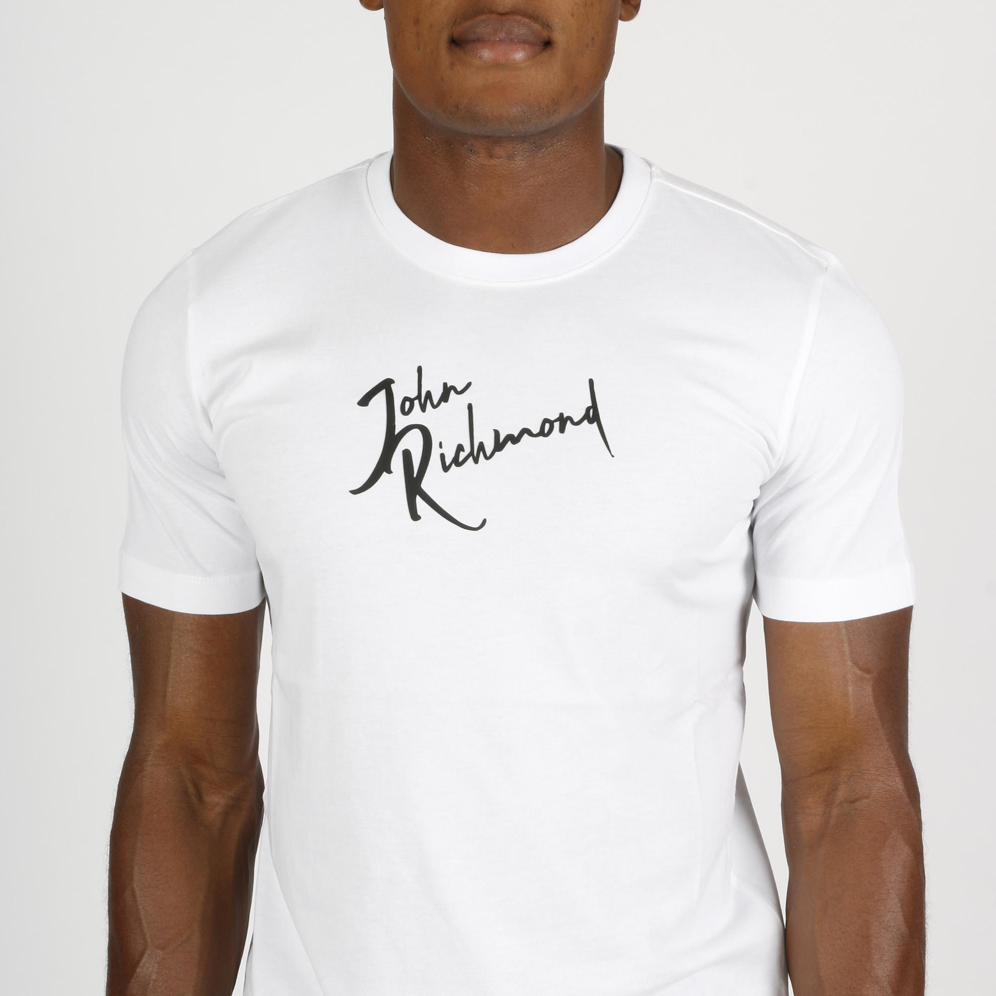 T-shirt ganguala - Bianco