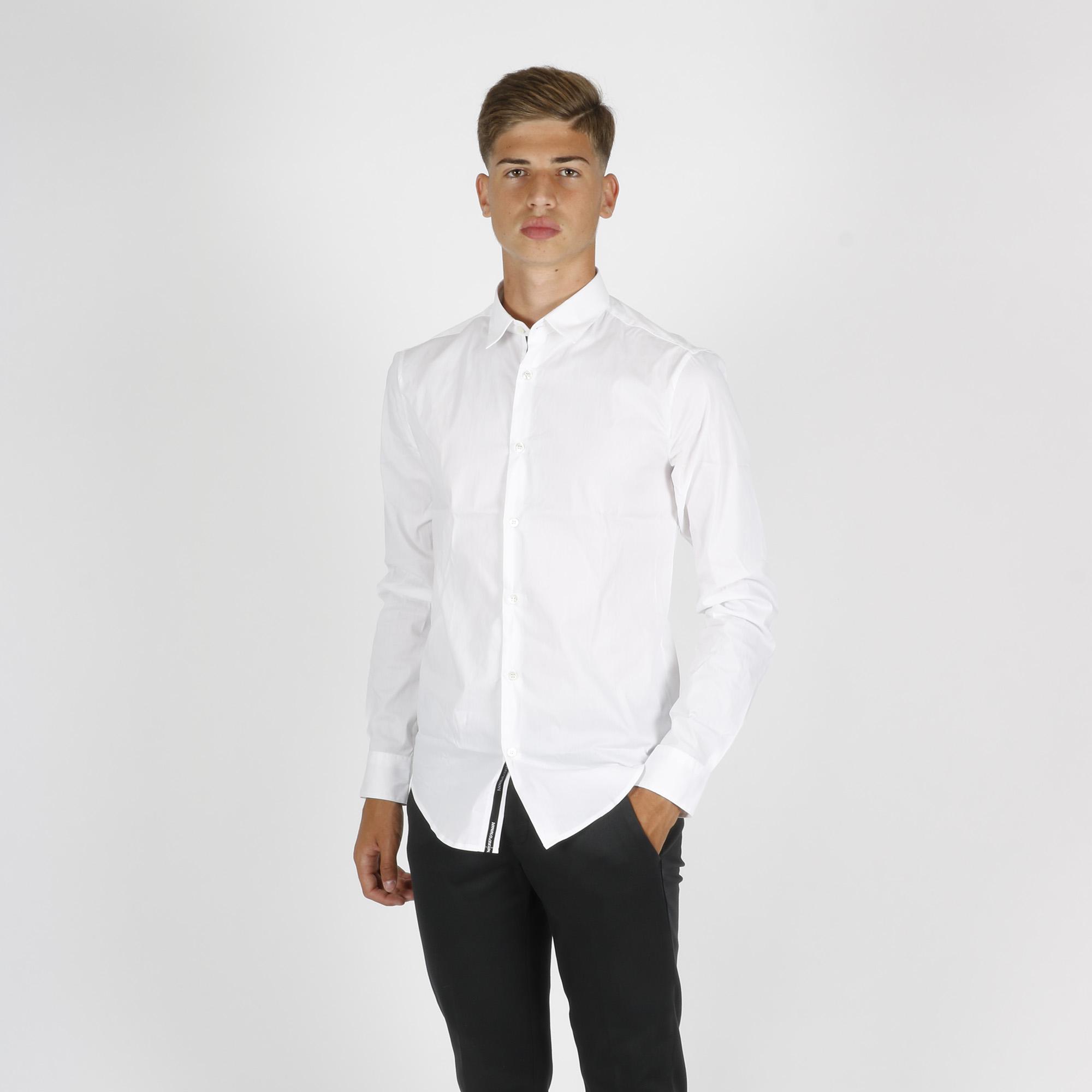 Camicia classic - Bianco