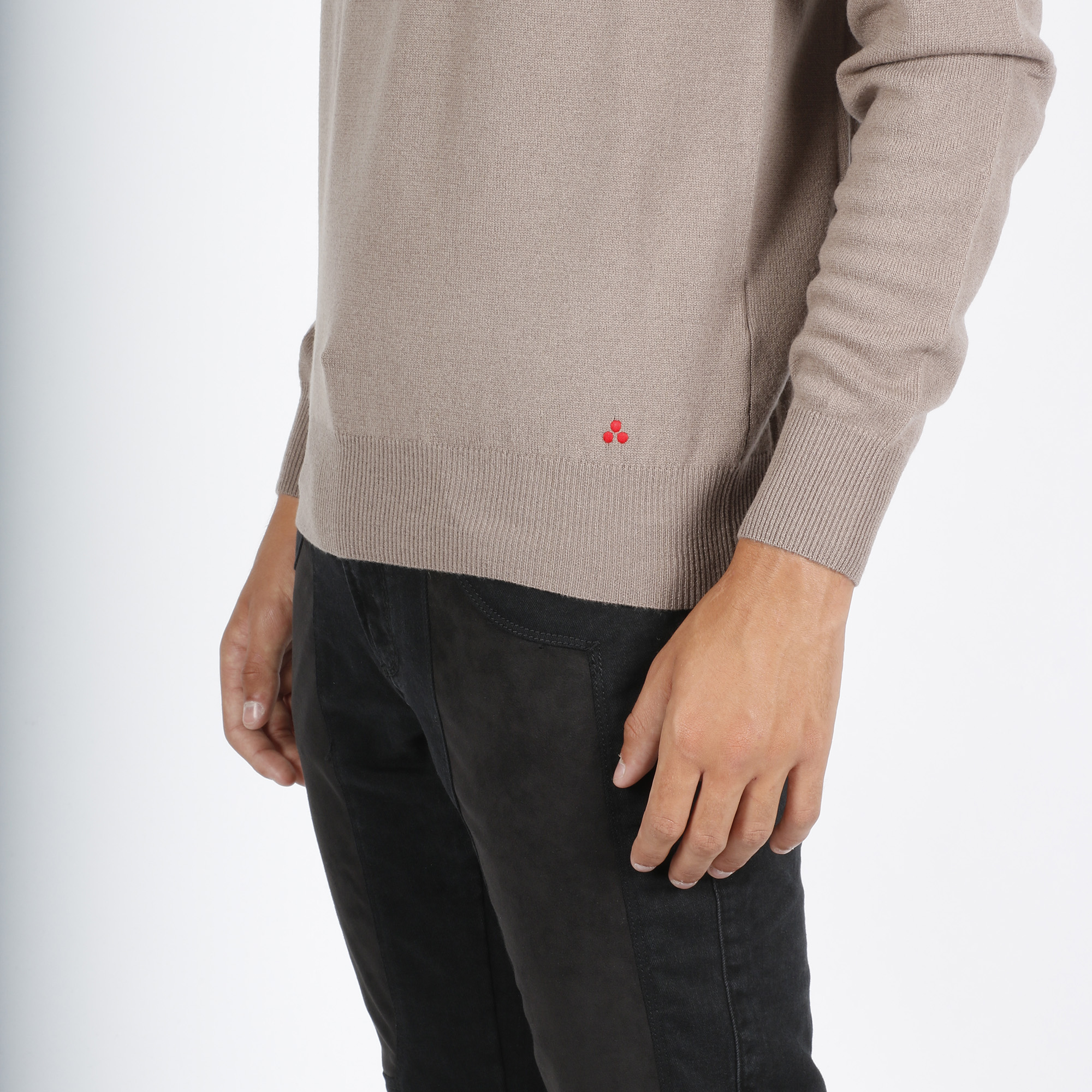 Girocollo basil - Tortora
