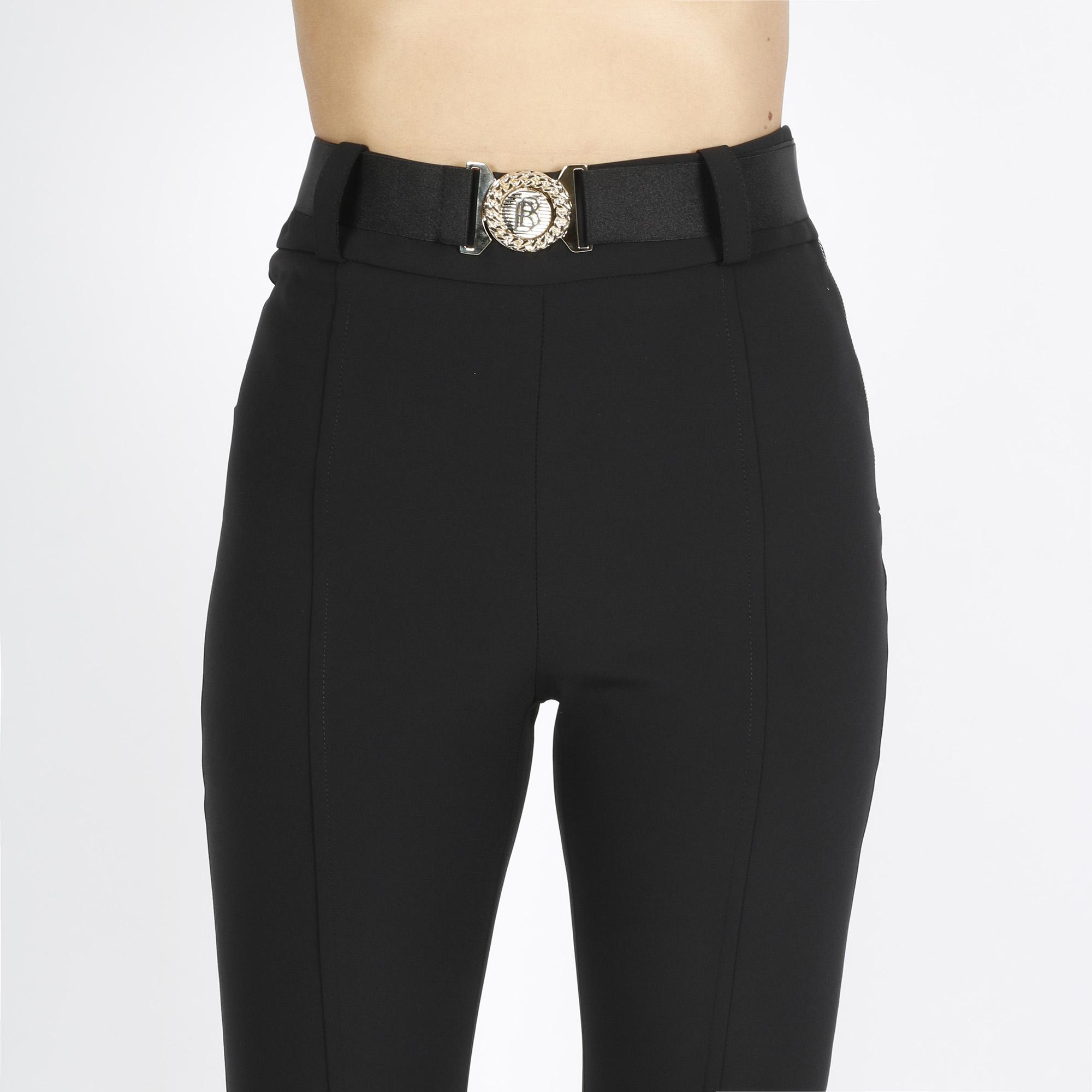 Pantalone leggins - Nero