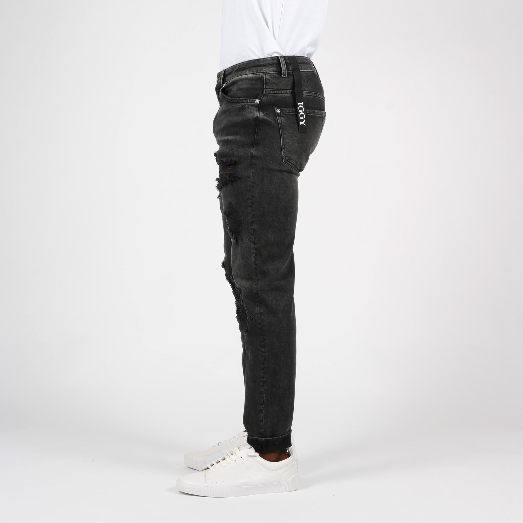 Jeans reynolds - Denim grigio