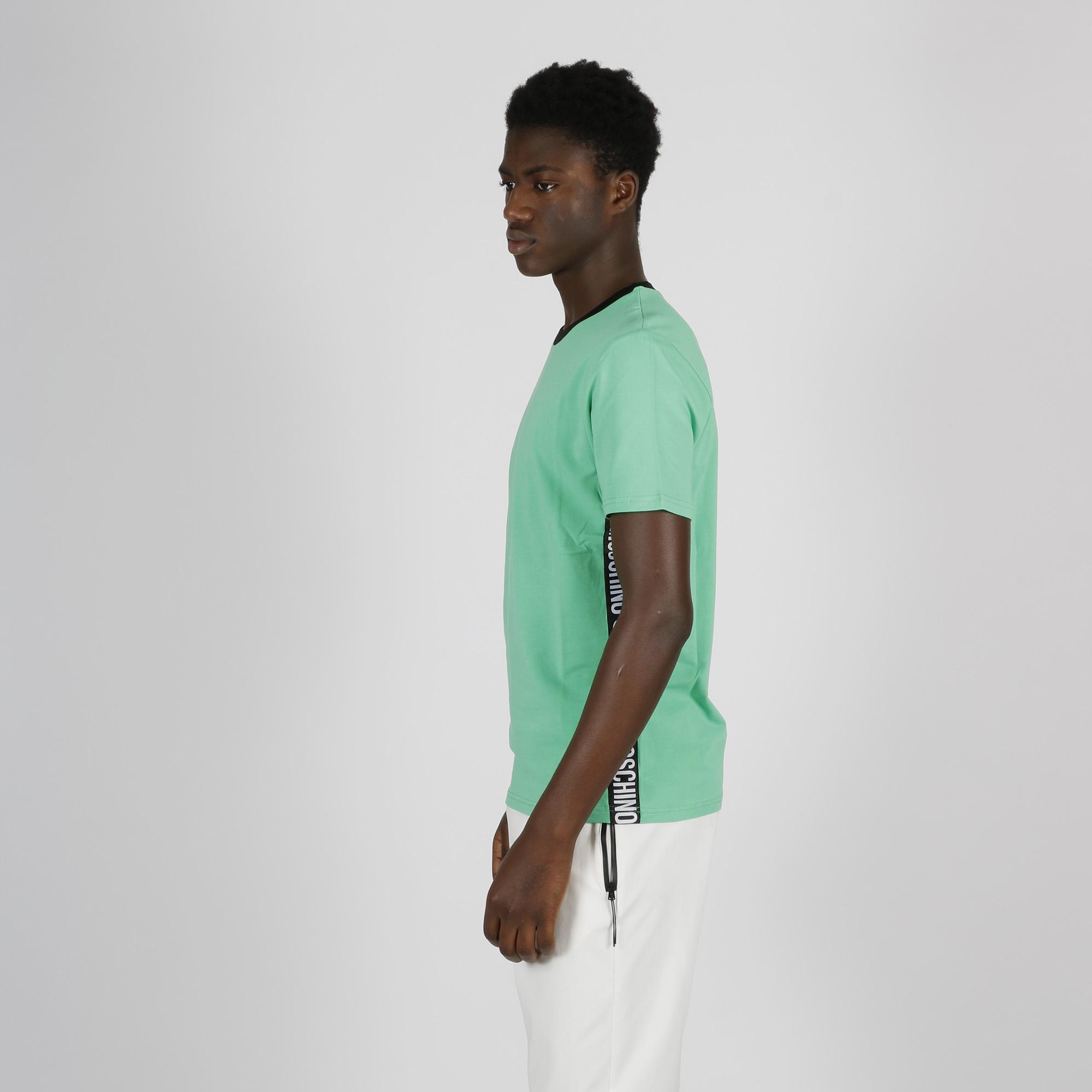T-shirt banda logo - Verde
