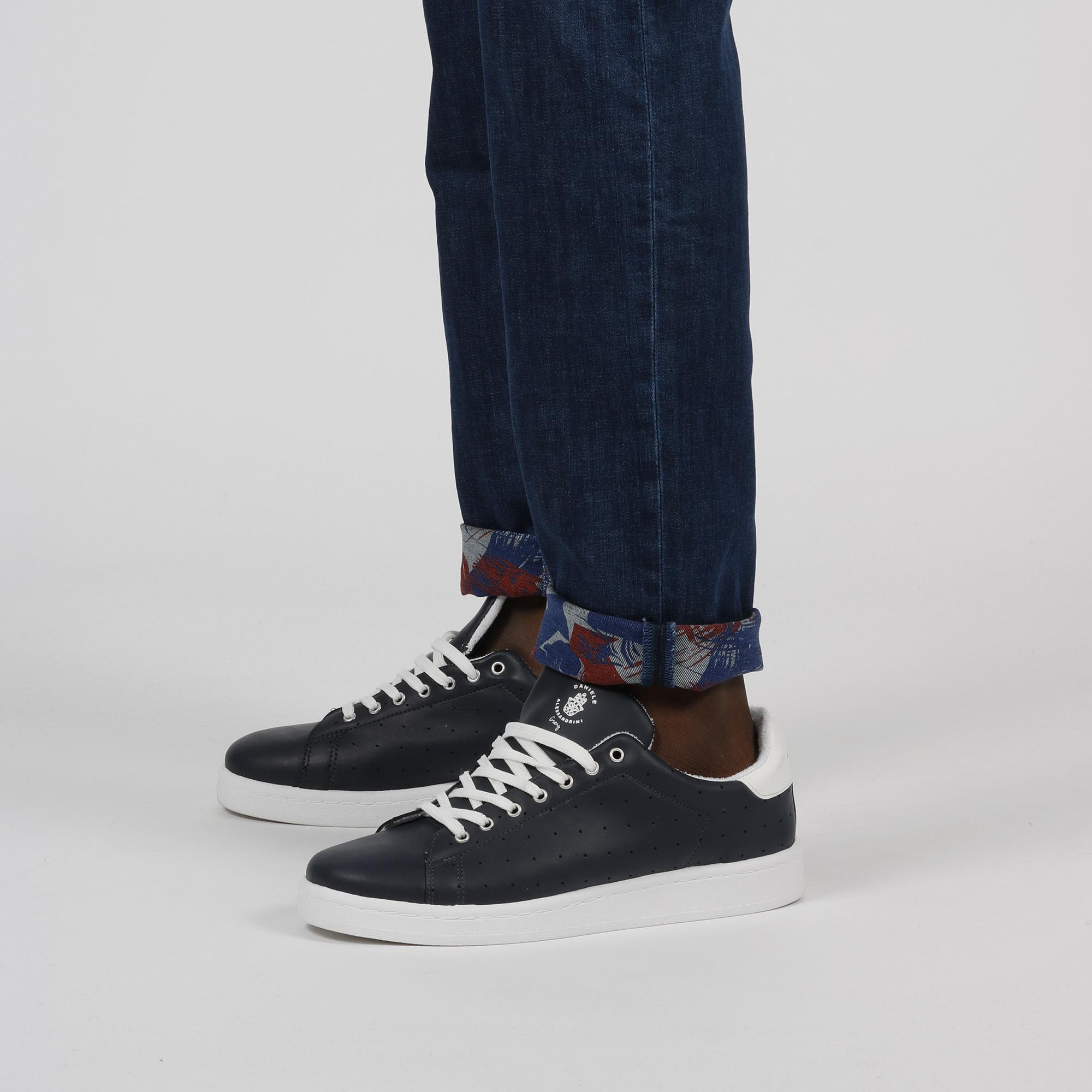 Jeans toppa frecce - Denim