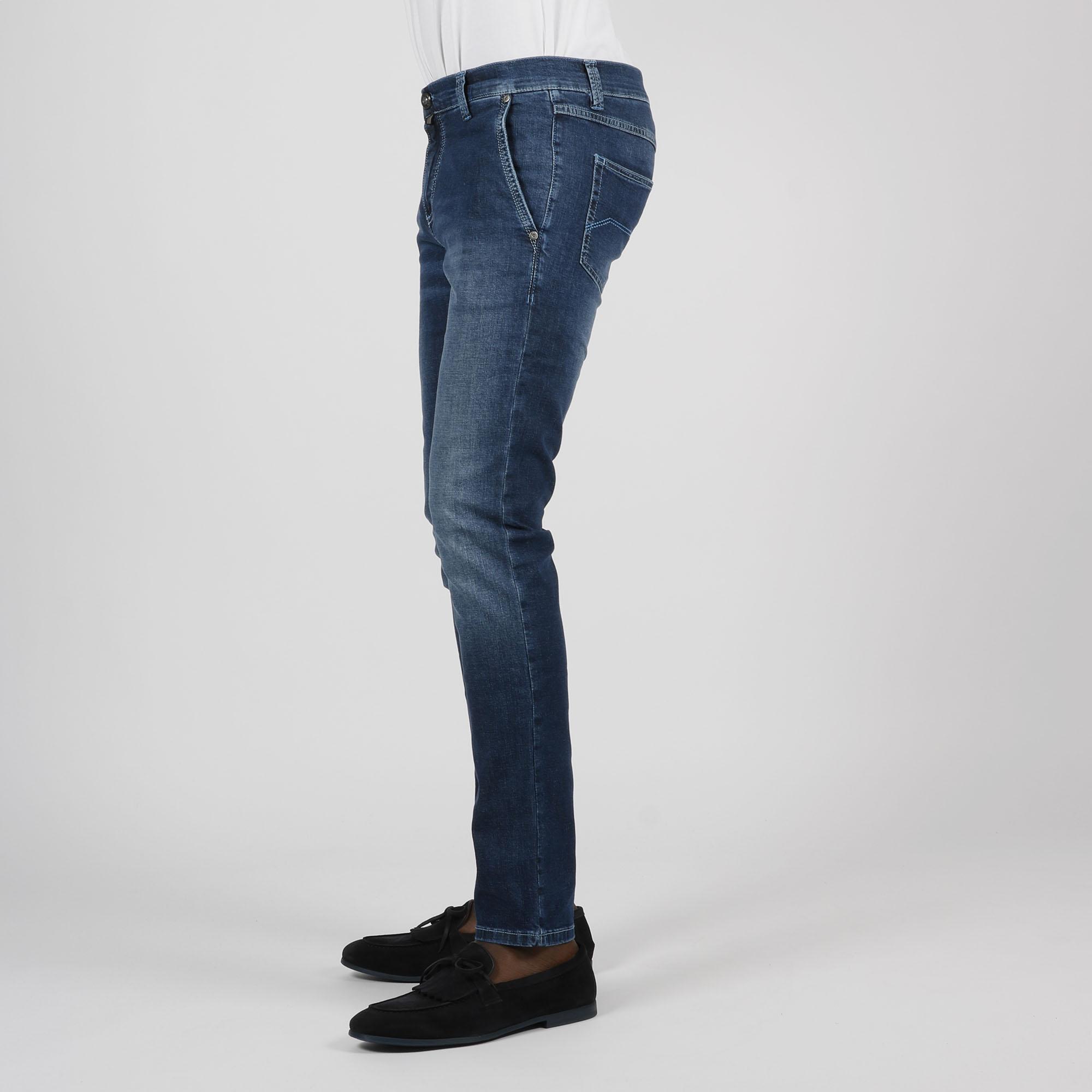 Jeans tasca america - Denim scuro