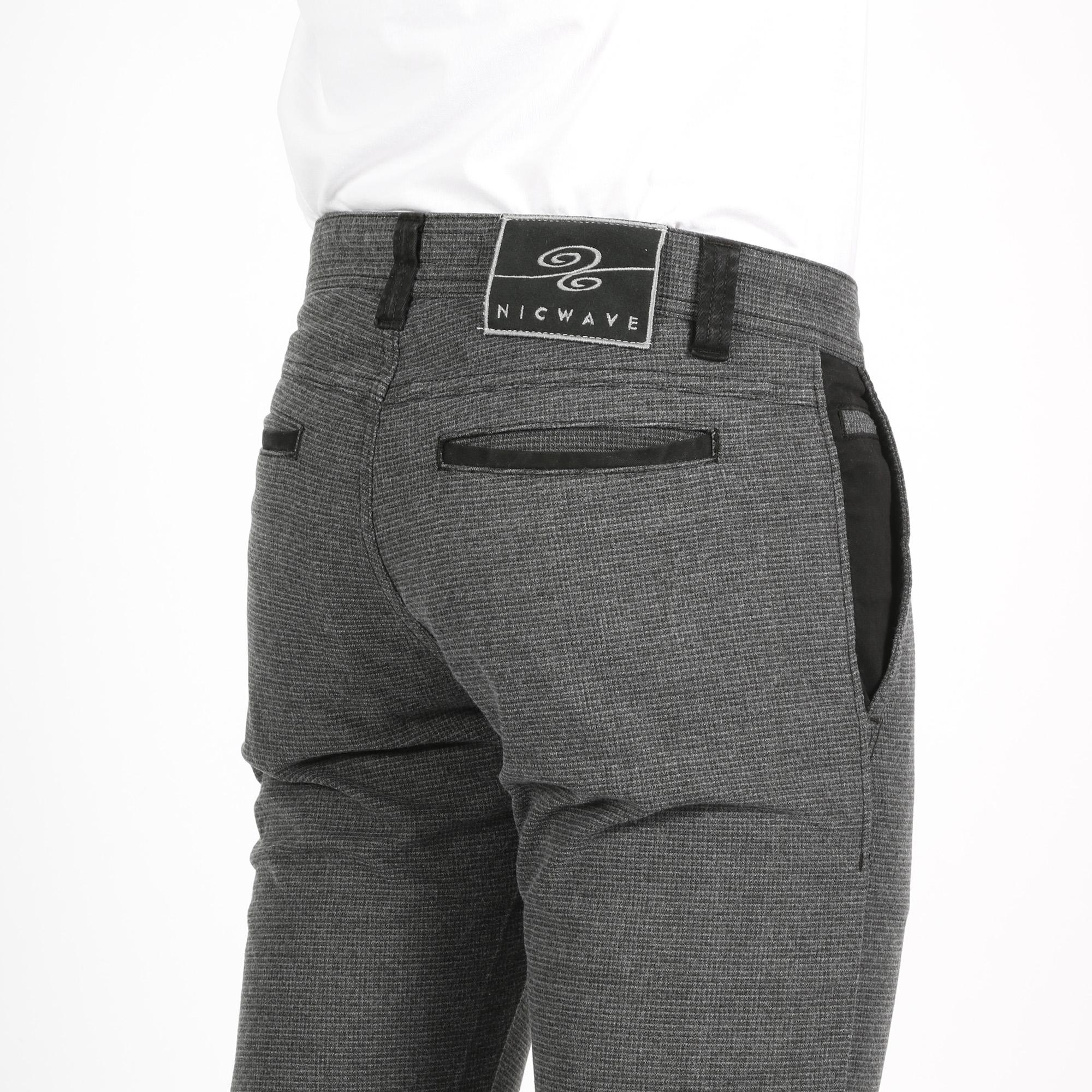 Pantalone draw thriller - Nero